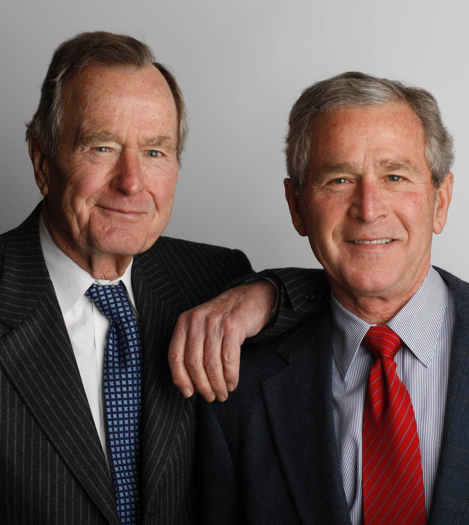 George W. Bush coming to Naperville for book signing