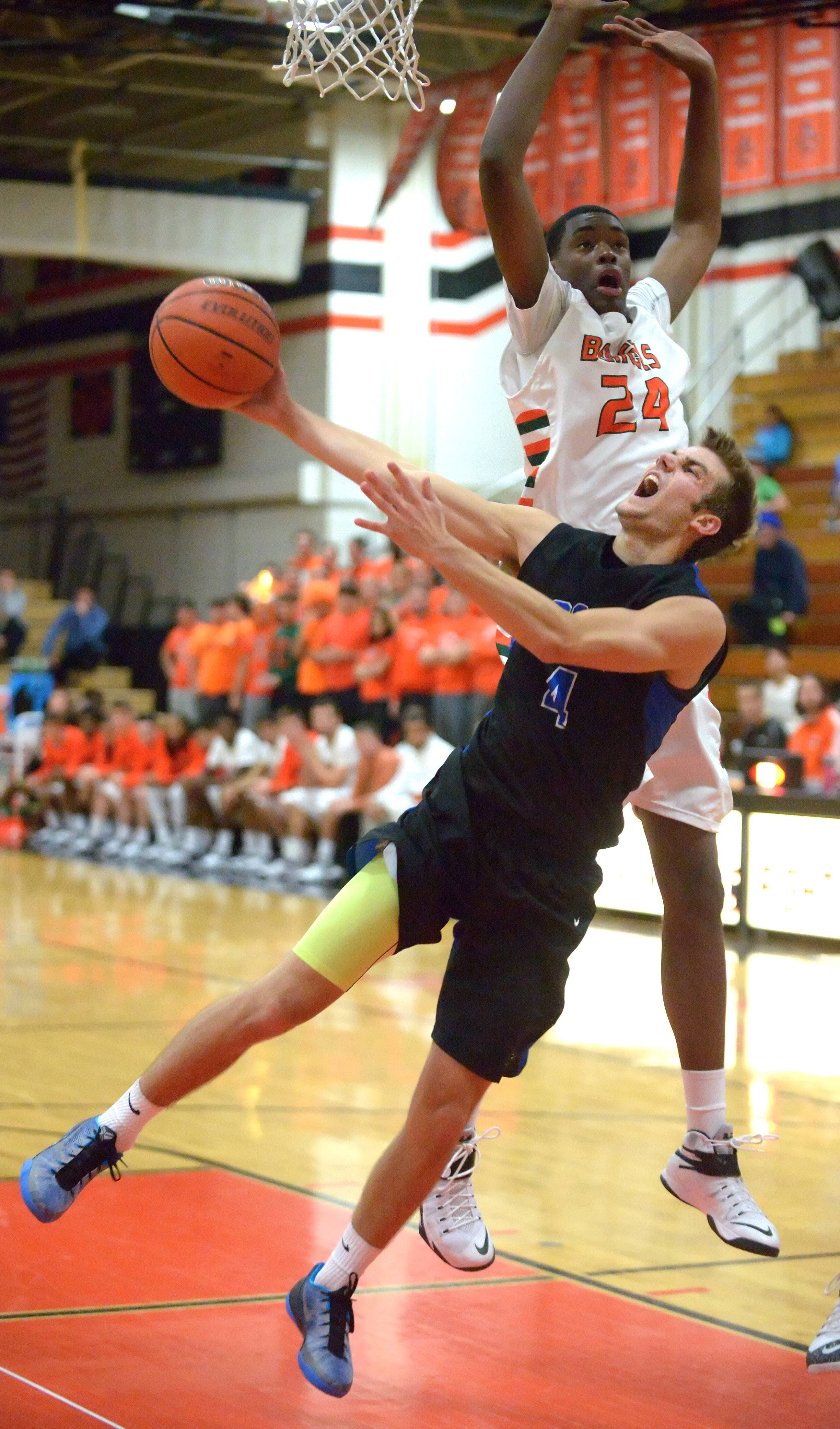 St. Charles North slows down Plainfield East