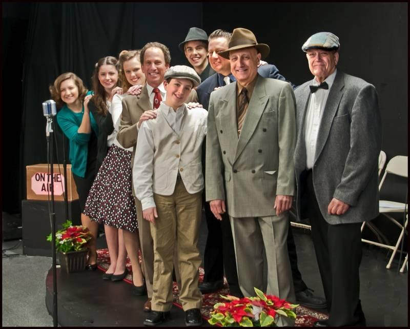 Improv Playhouse Radio Theatre Presents 39 It 39 S A Wonderful Life 39