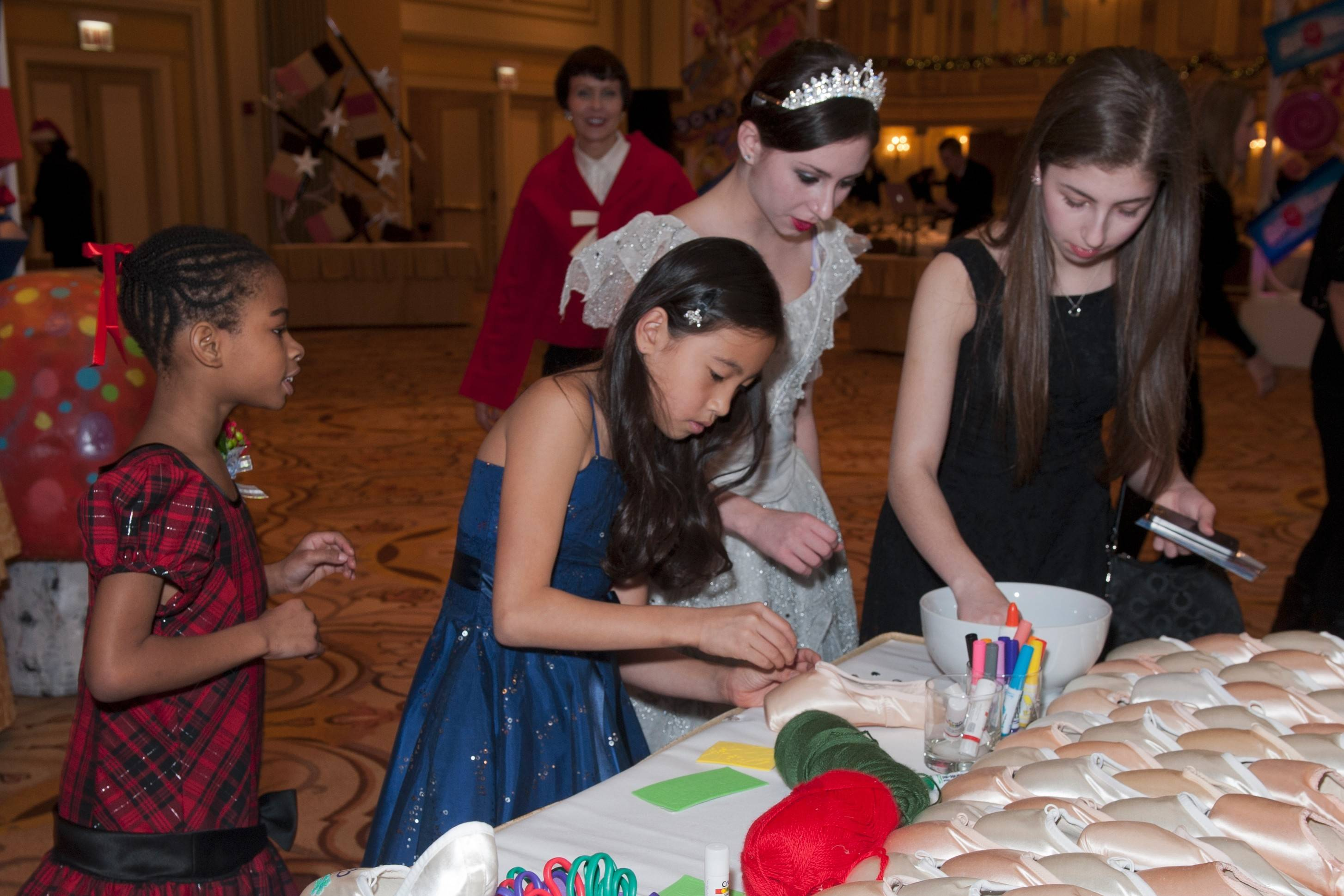 Get tickets to the Joffrey Ballet's 17th Annual Nutcracker Family Dinner at the Radisson Blu Aqua on Sunday, Dec. 7.