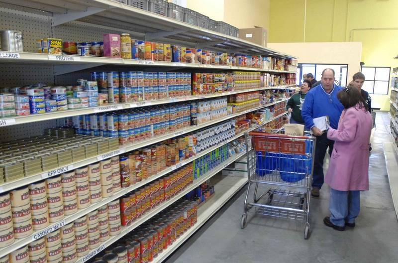 Dupage charities looking for givingtuesday donations for Woodridge food pantry il