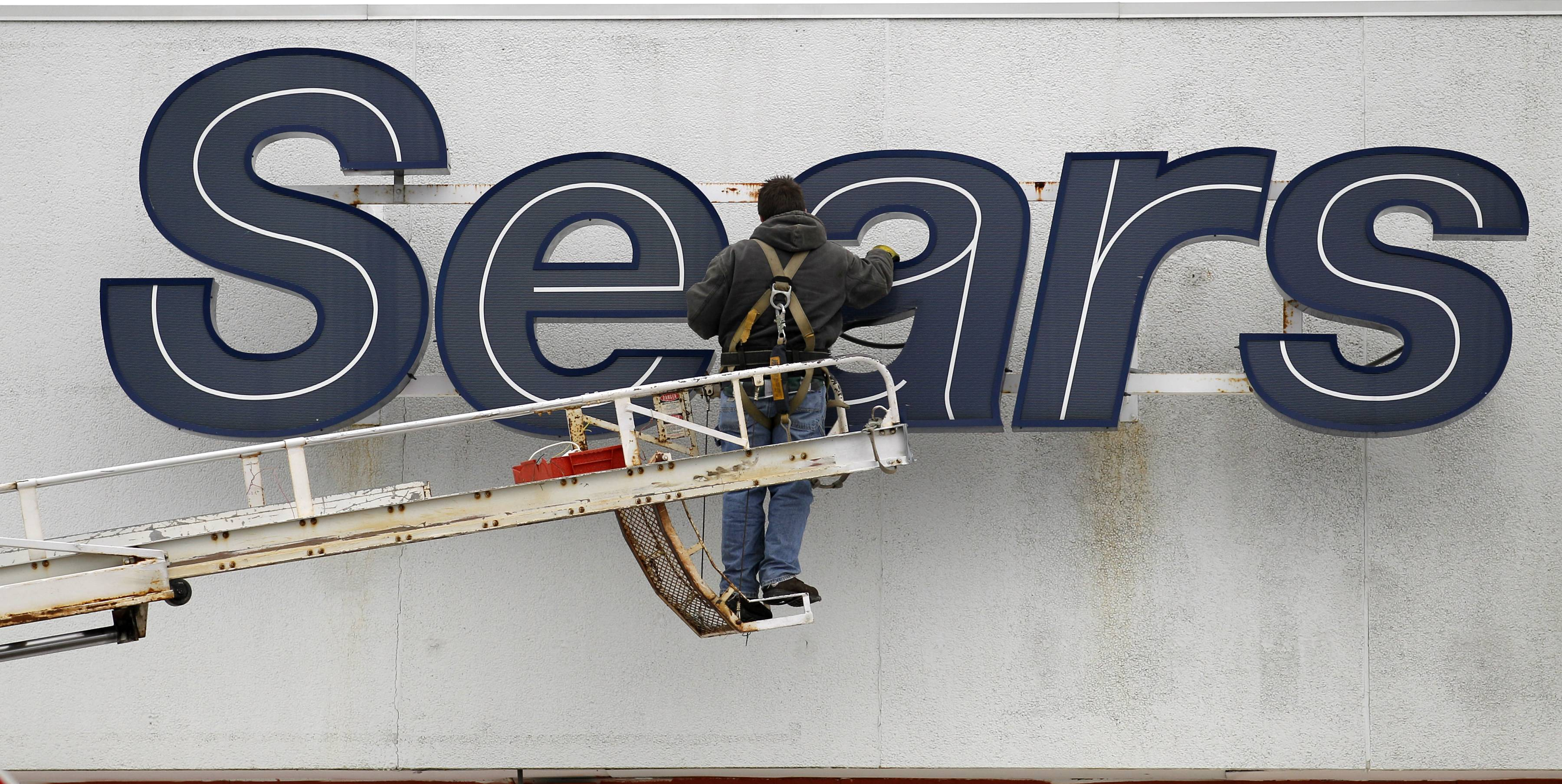 Hoffman Estates-based Sears Holdings Corp., which operates Kmart and Sears, has been struggling for years as it faces increasingly stiff competition from Wal-Mart, Target and Home Depot. Critics say Sears has failed to update shabby and tired stores.