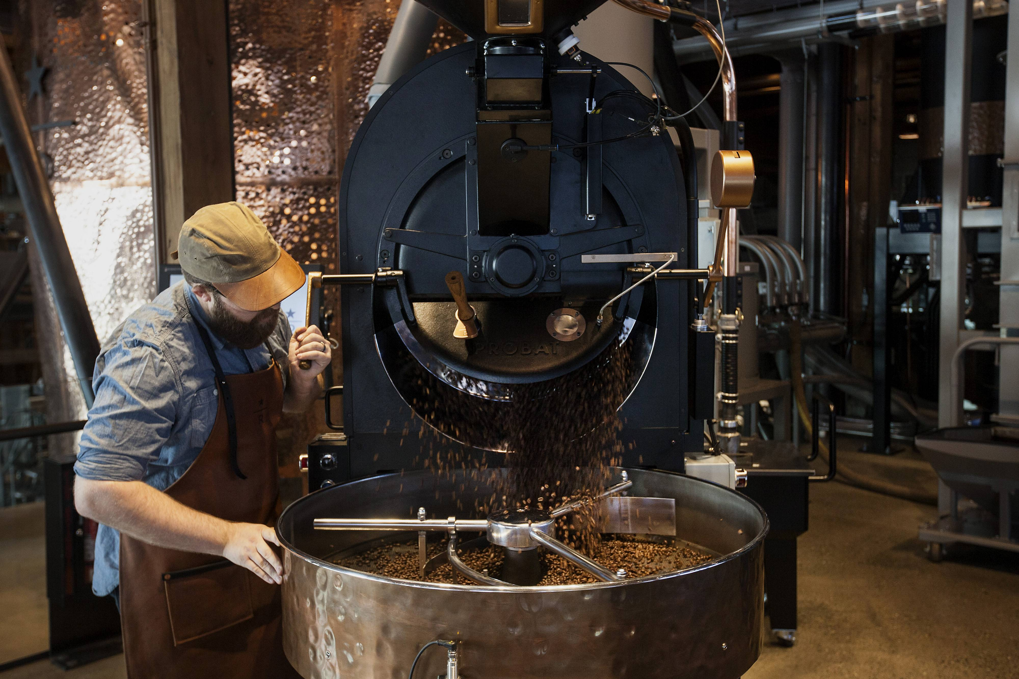 Starbucks Expands Reserve Coffee Line With New Seattle