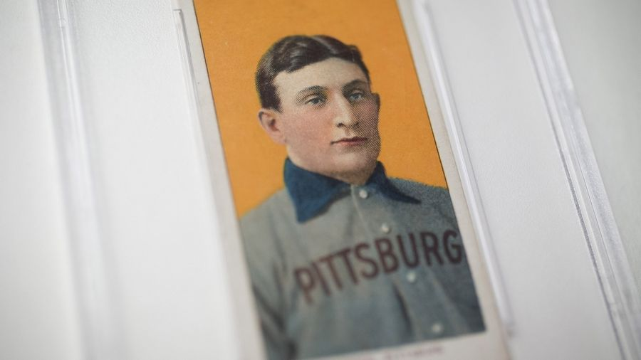 Honus Wagner Baseball Card Sells For 403664 In Online Auction