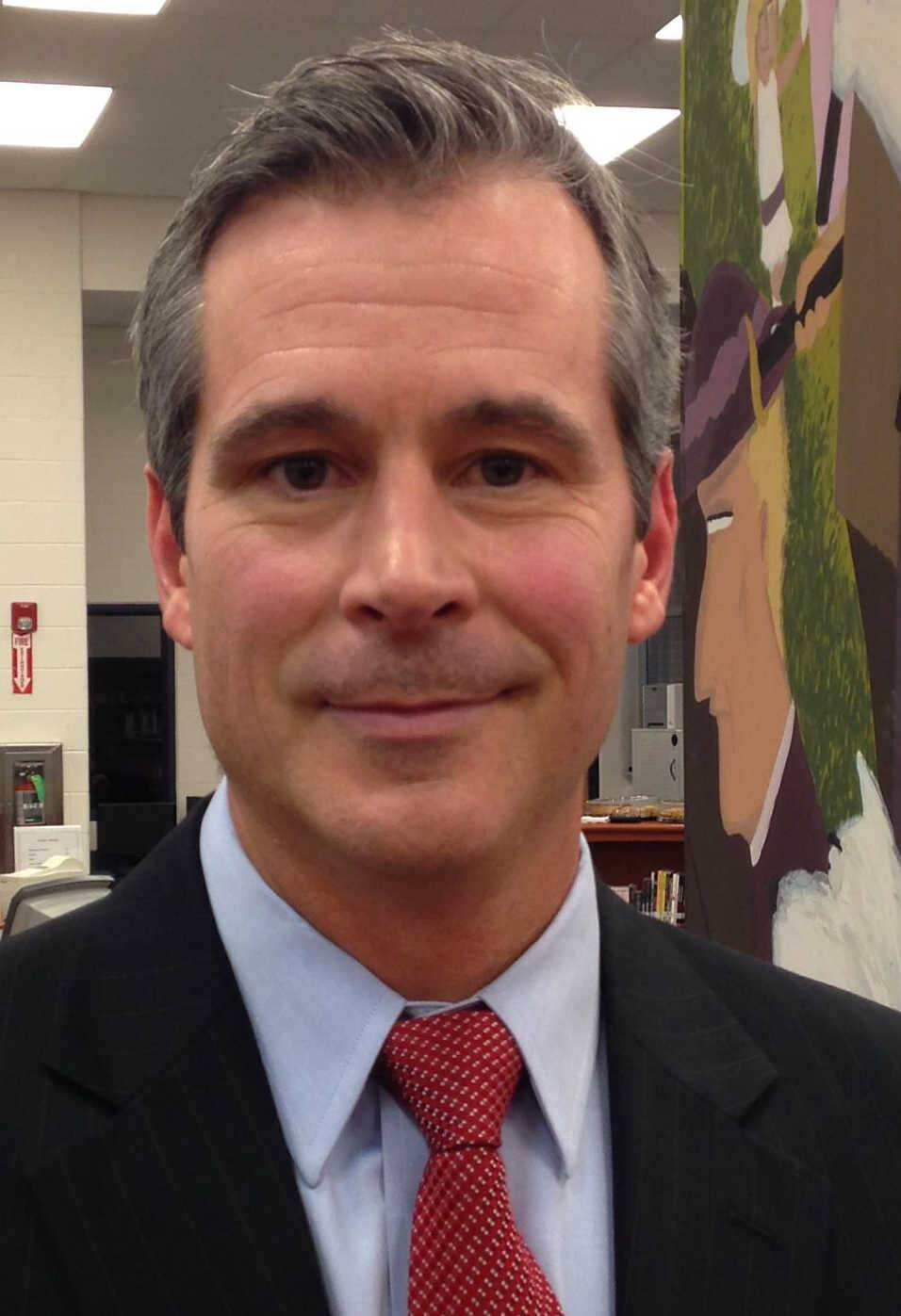 Fenton High principal a Kaneland superintendent hopeful