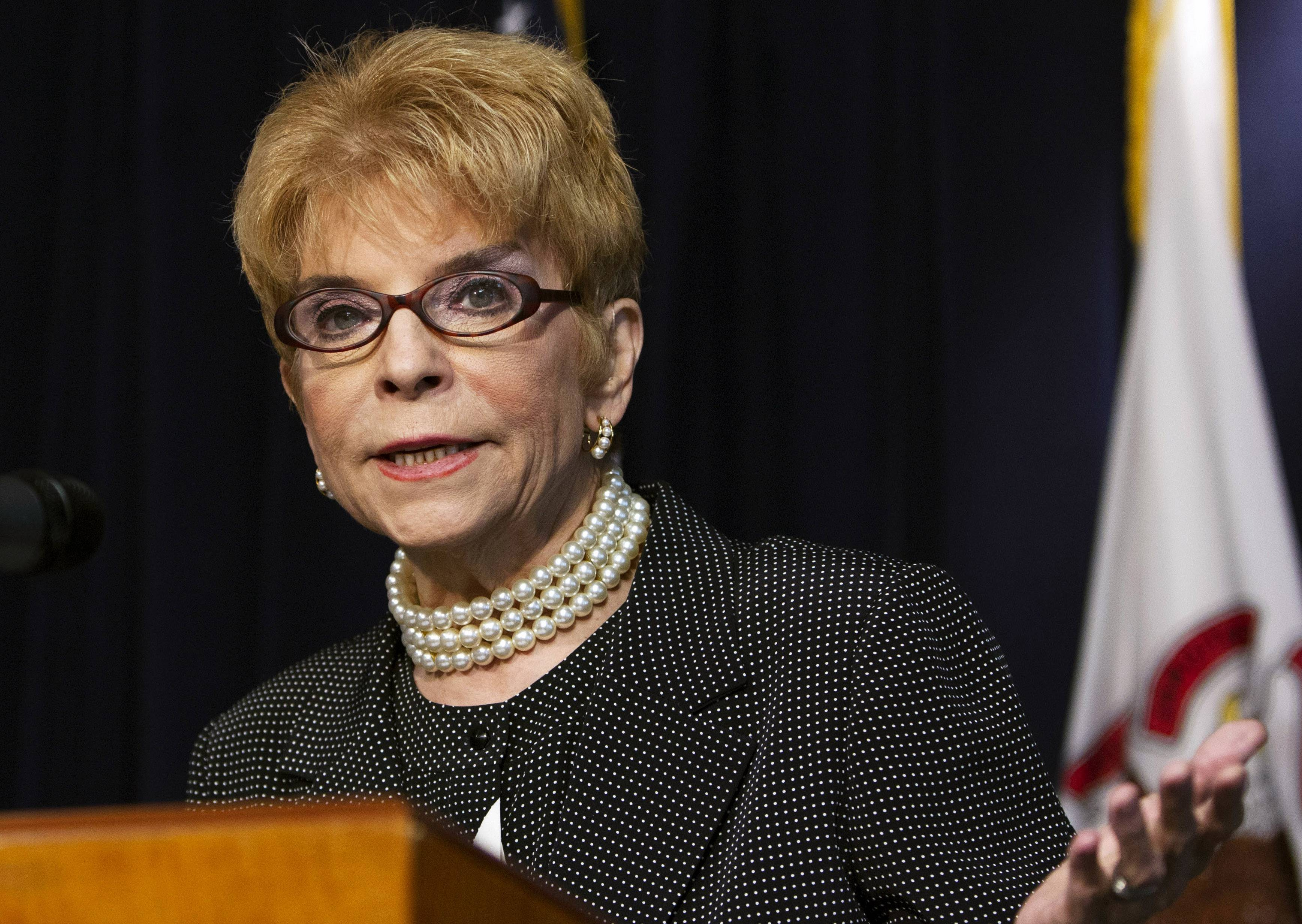 Memorial service for Topinka set for Wednesday