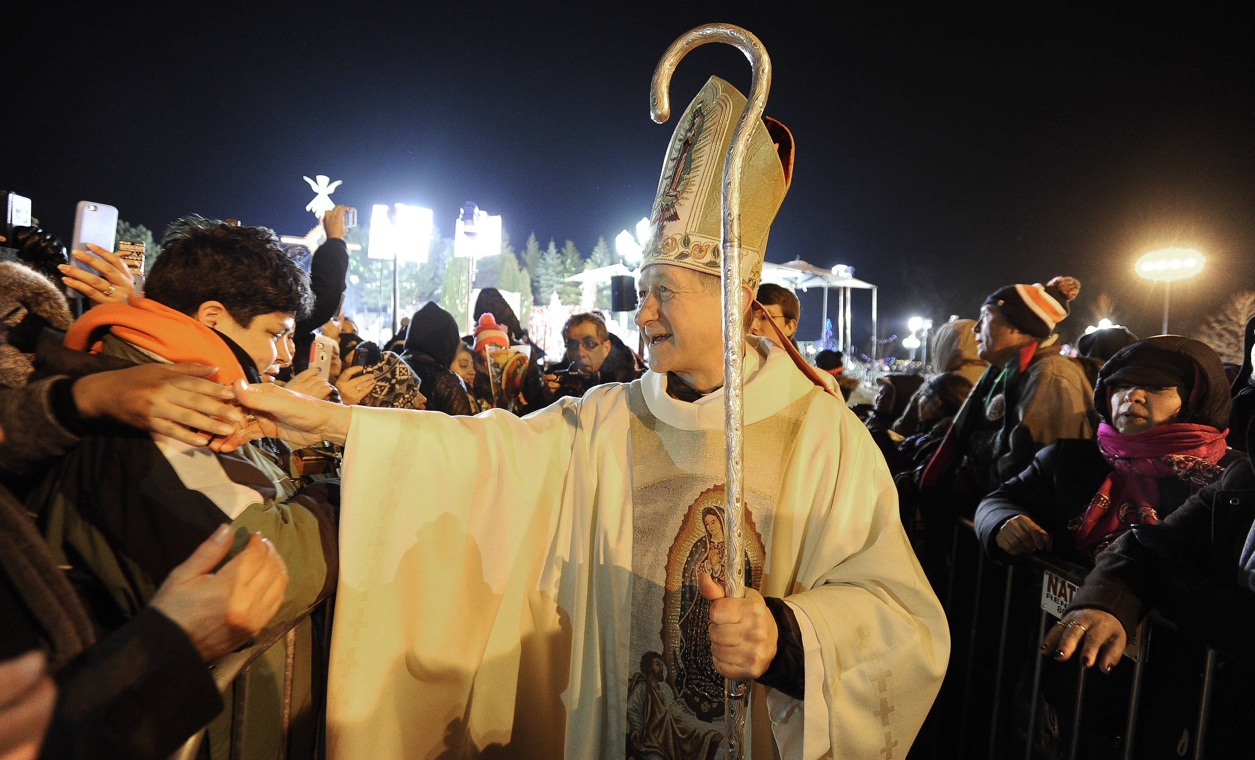 Images: Pilgrimage to Shrine of Our Lady of Guadalupe in Des Plaines