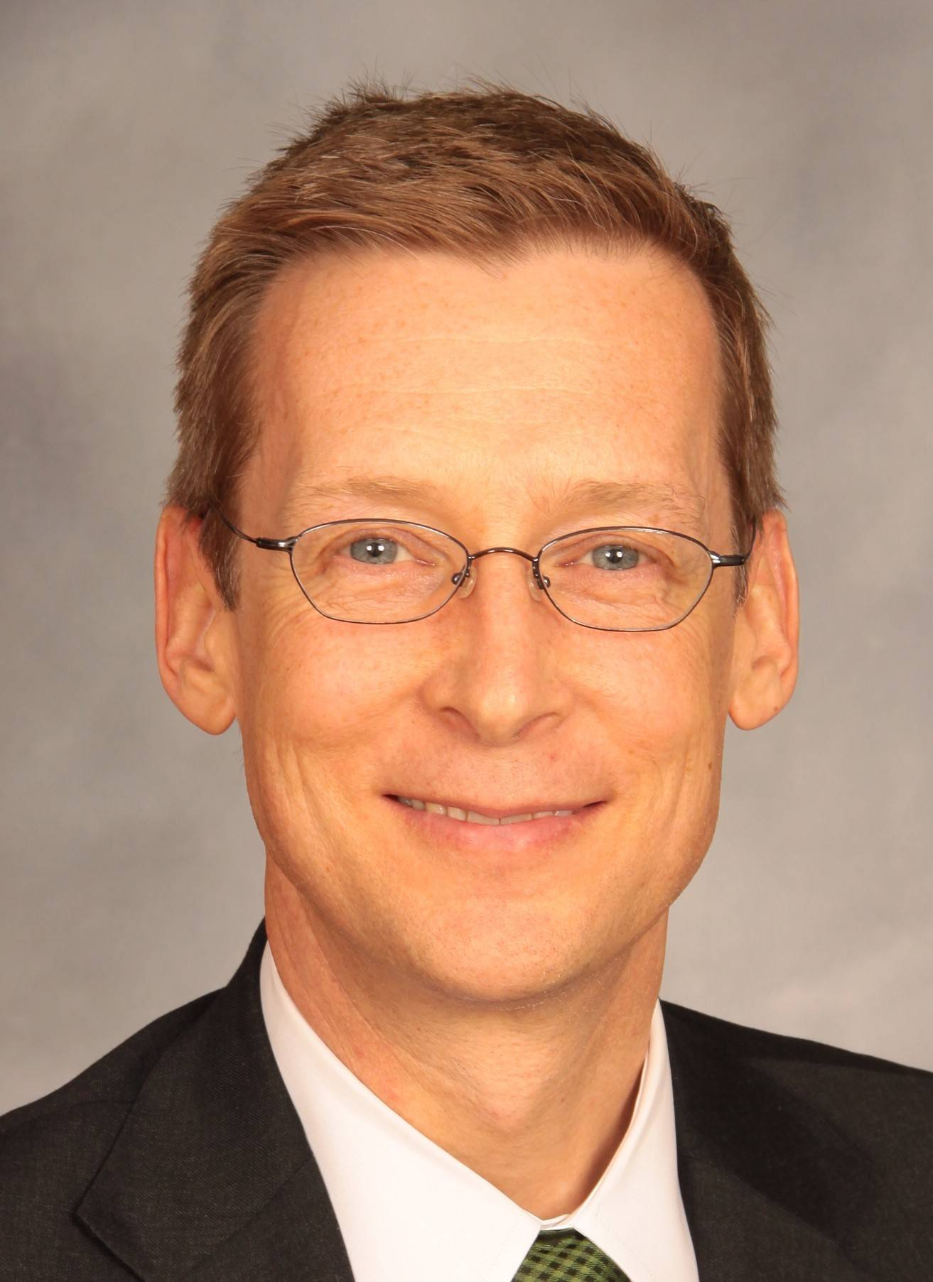 Palatine-Schaumburg High School District 211 Superintendent Dan Cates