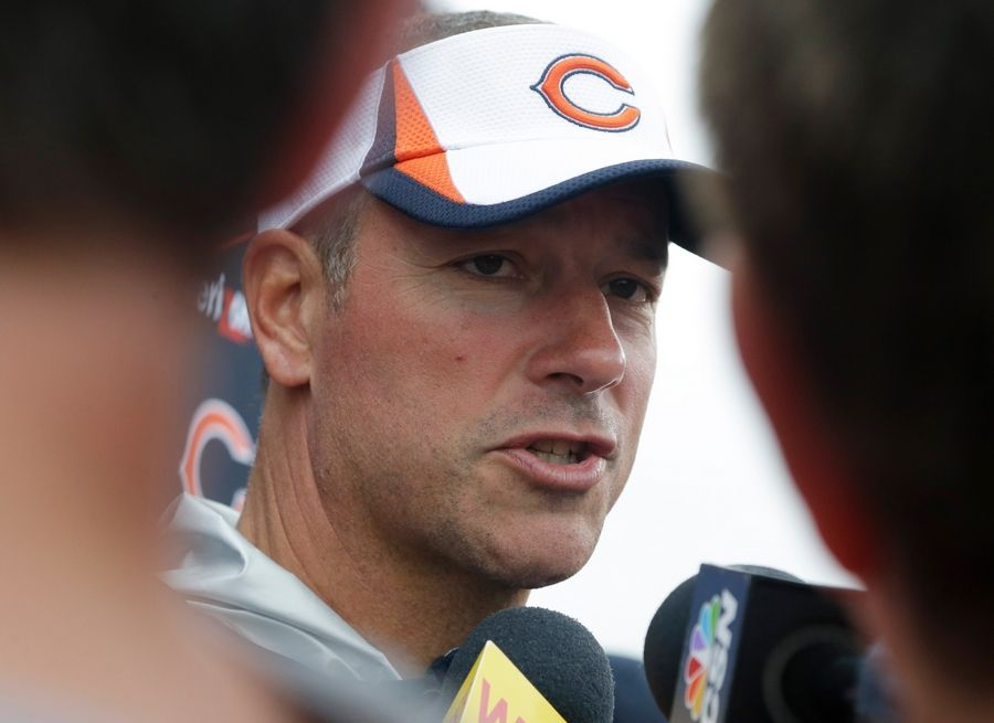 Bears offensive coordinator Aaron Kromer reportedly apologized to Bears players for anonymously criticizing quarterback Jay Cutler.