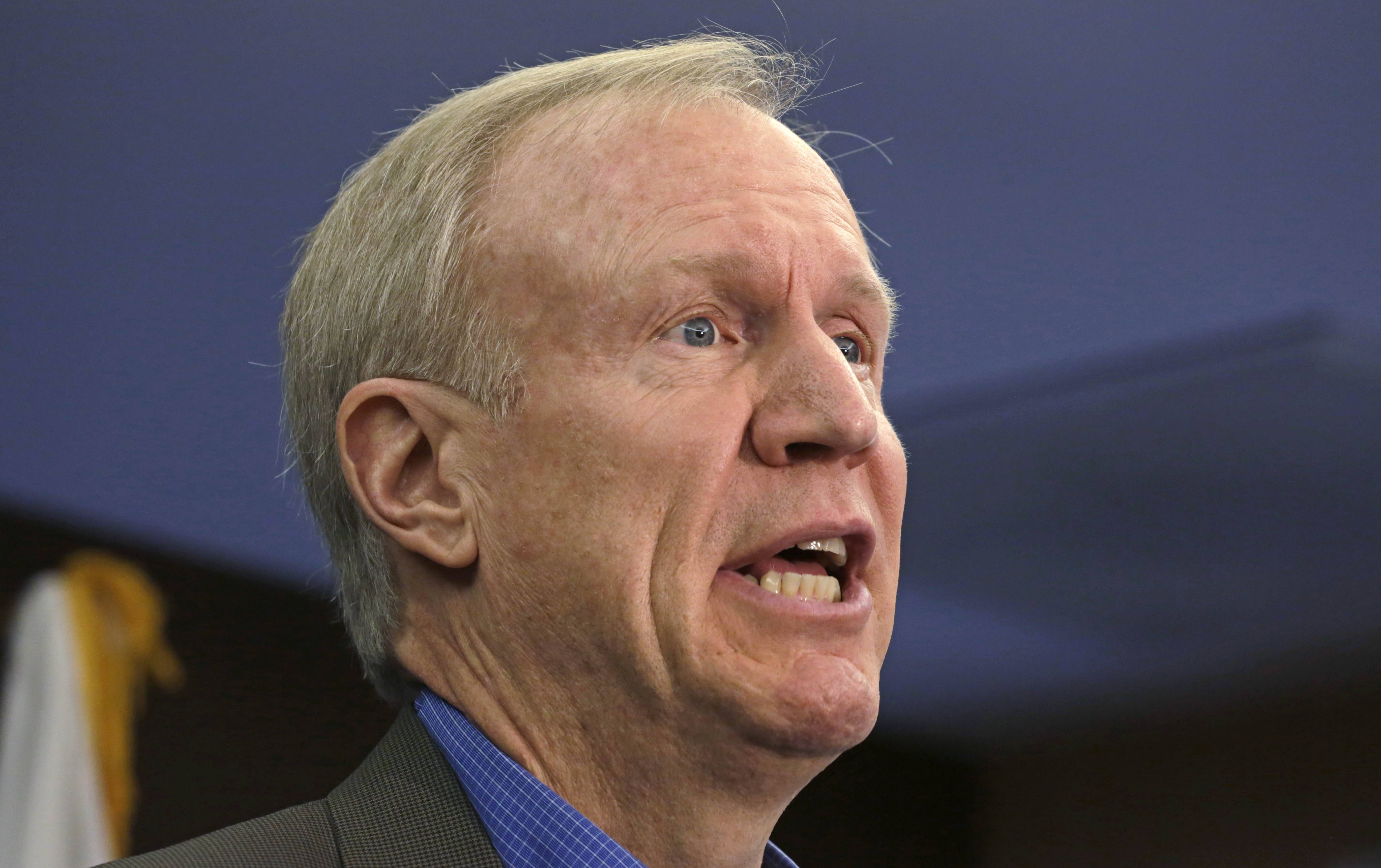 Rauner: State agencies say they'll run out of money