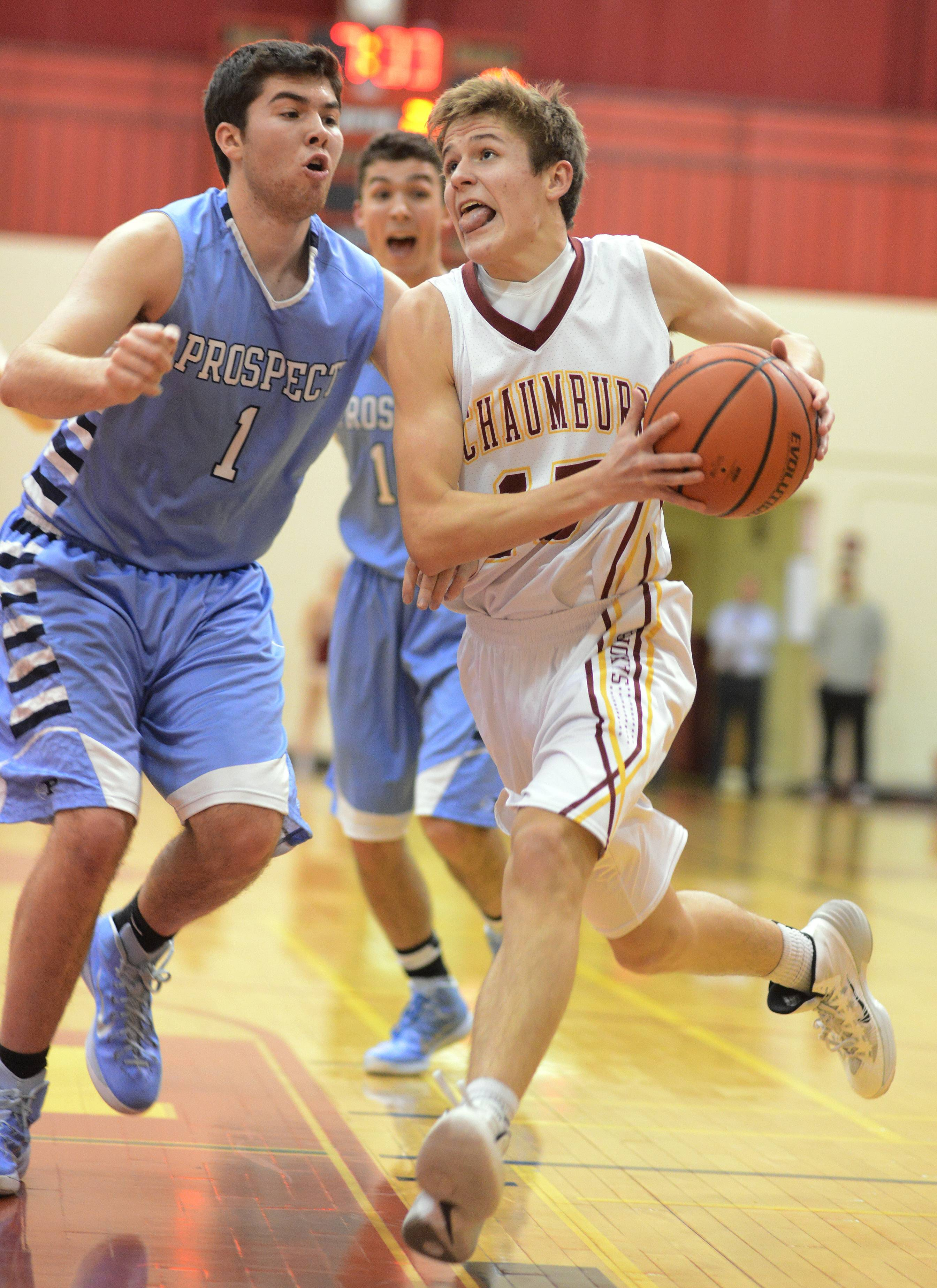 Schaumburg has a defensive day to remember