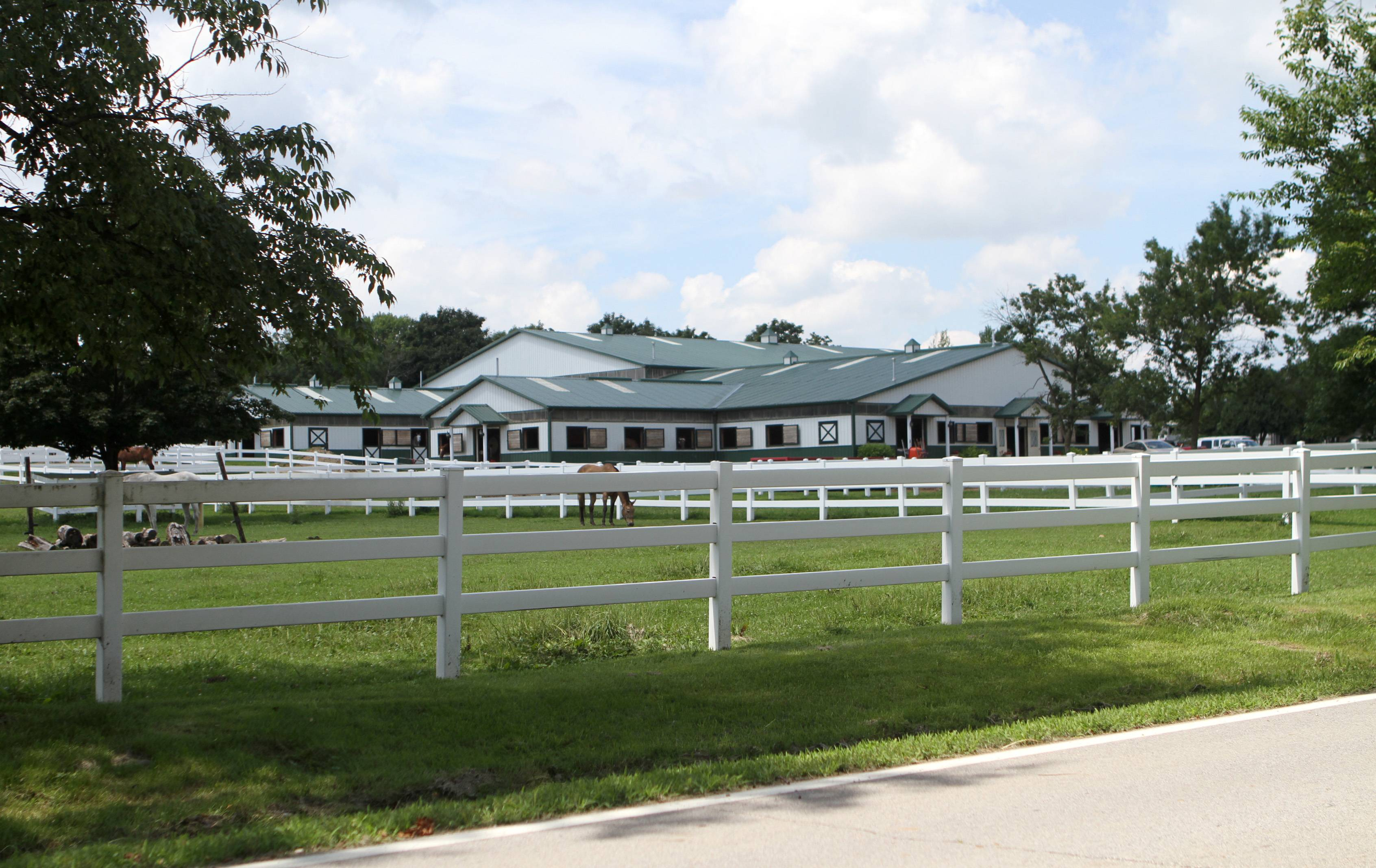 The Barrington Hills village board passed new rules this week governing how many horses commercial boarding operations are allowed. The new rules are meant to address controversies like one that arose over the boarding operation at Oakwood Farms.
