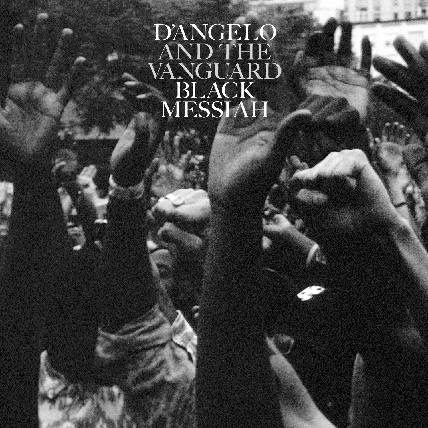 D'Angelo's 'Black Messiah' plays to message of rising up