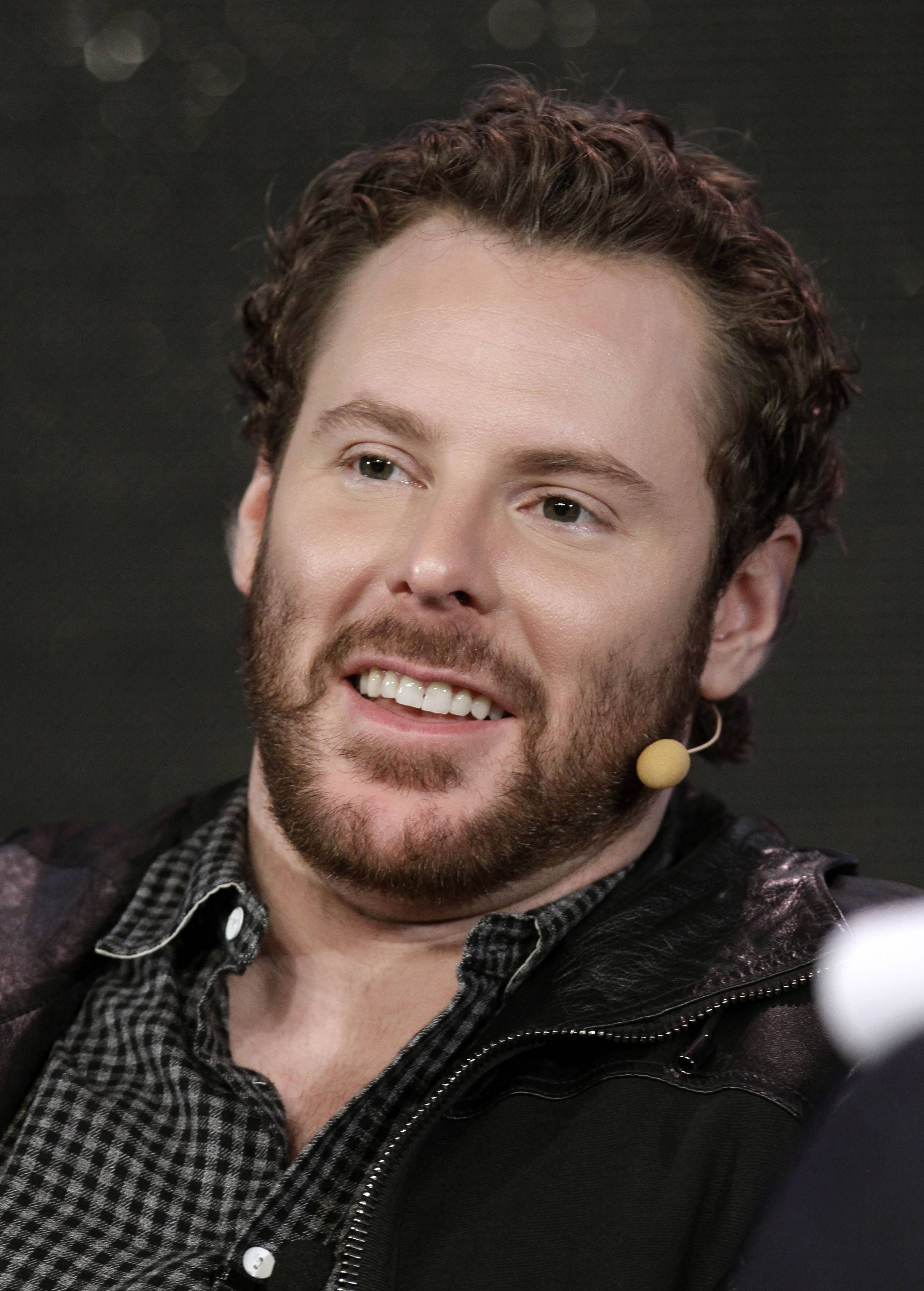 Sean Parker, co-founder of Napster, speaks at Web. 2.0 Conference in San Francisco. The Silicon Valley entrepreneur and philanthropist has announced one of the largest private donations to allergy research through the establishment of the Sean N. Parker Center for Allergy Research at Stanford University.