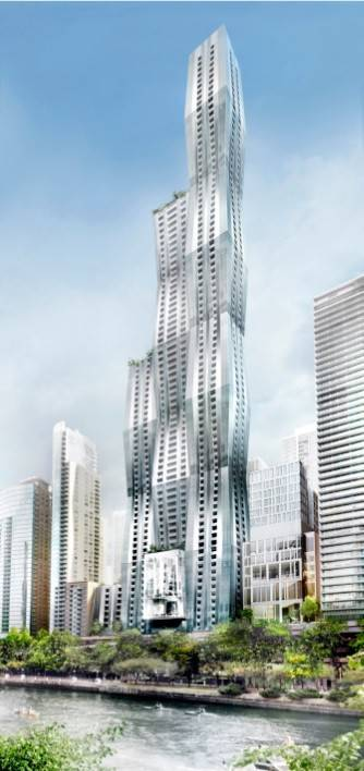 Chicago announces plans to build 88-story skyscraper