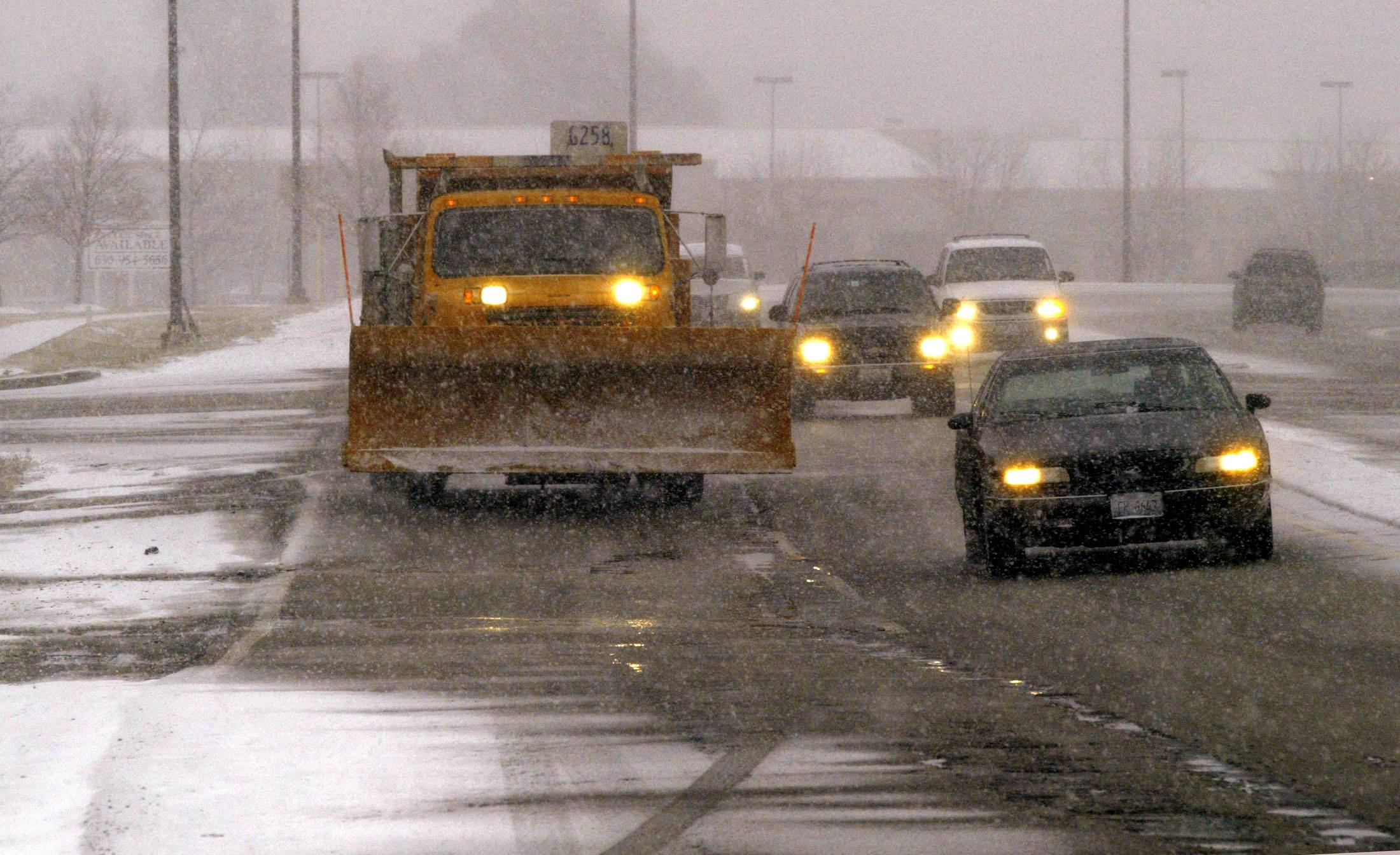 Winter is inevitable, but Buffalo Grove thinks it has a better plan this year.