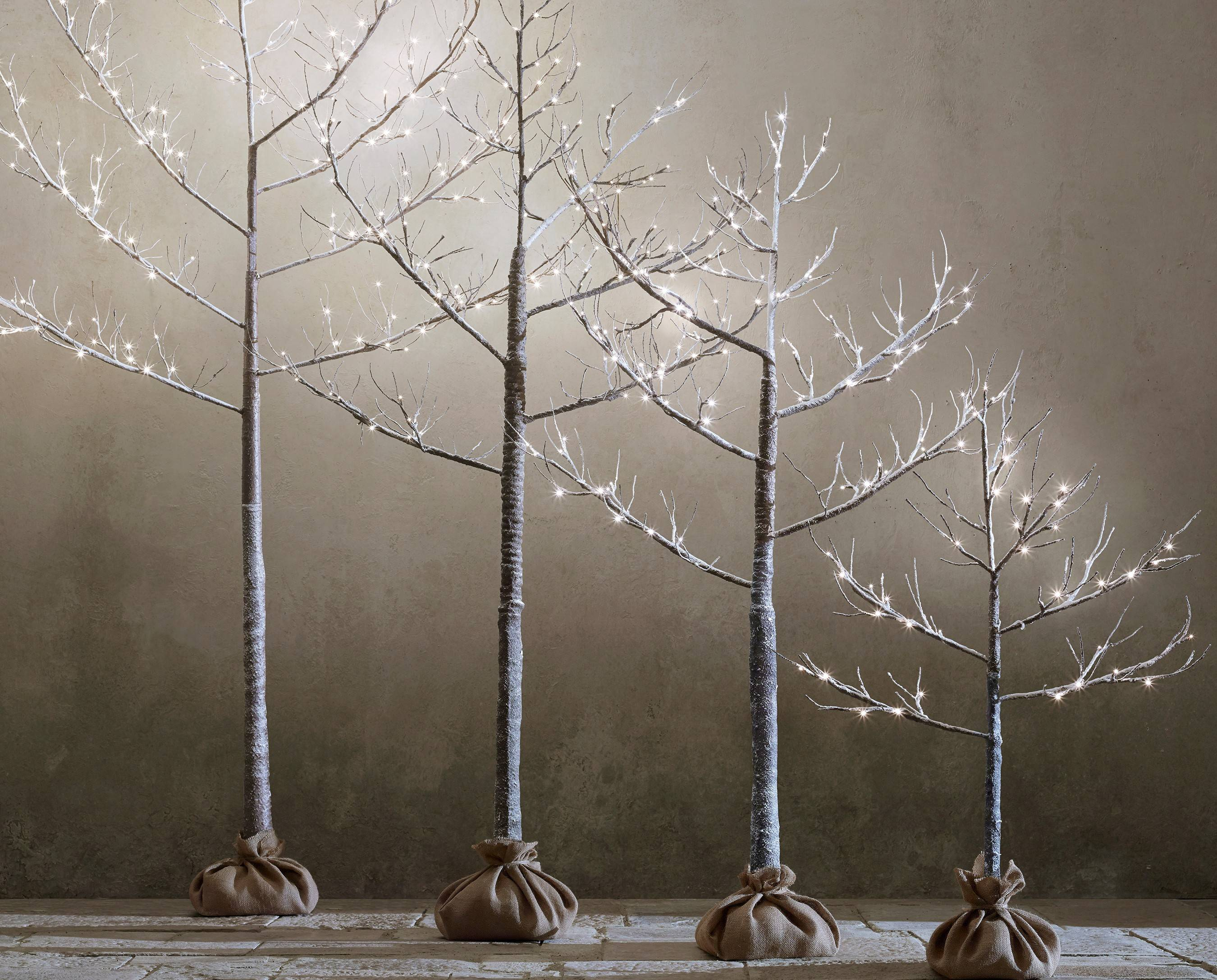 No room for a Christmas tree? Embrace the unexpected