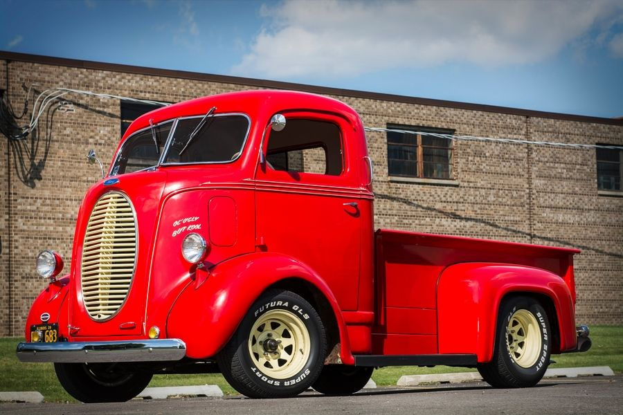 1939 Ford COE custom