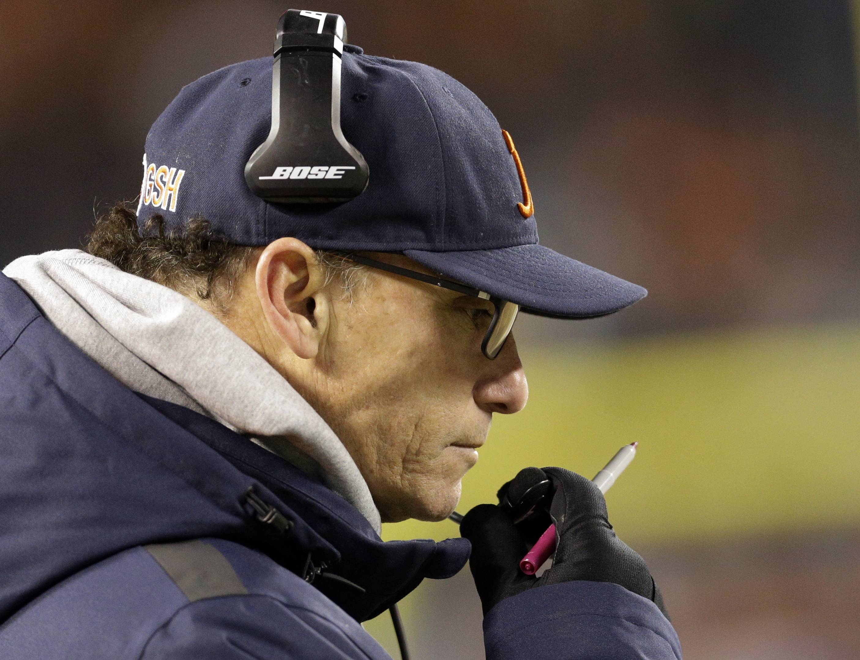 Even embattled Bears head coach Marc Trestman deserves a day of peace and goodwill on Christmas.