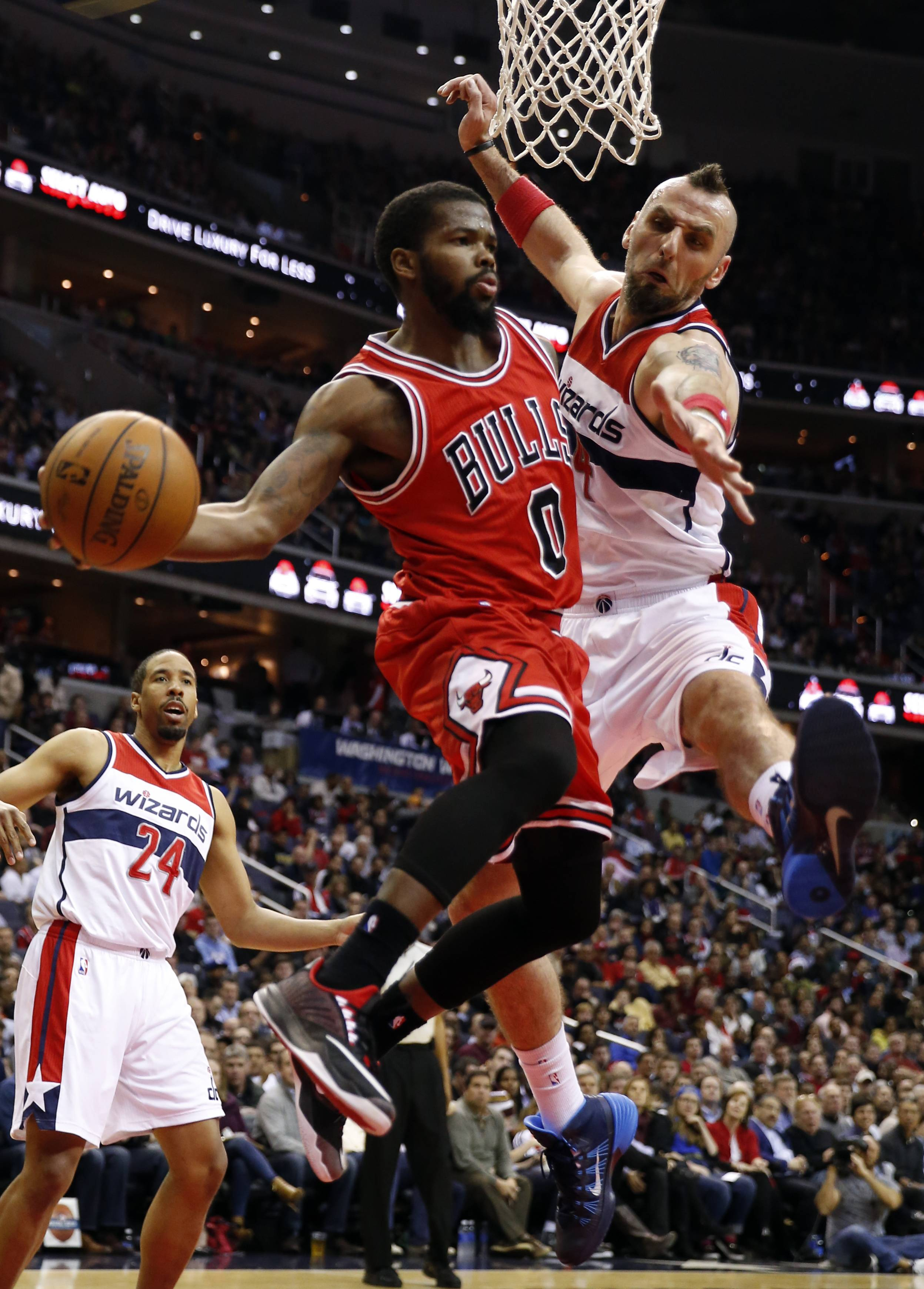 Many options for Thibodeau's Bulls at closing time