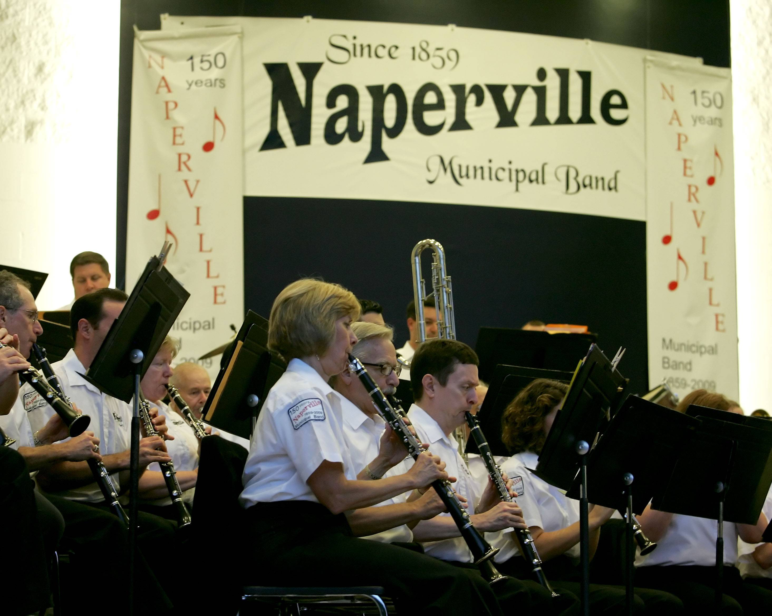 Naperville band seeking city grant for Texas convention