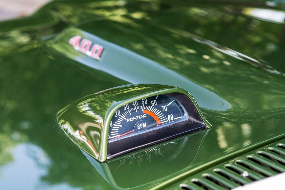 Alluring Peek Sparks Love Of 1968 Firebird