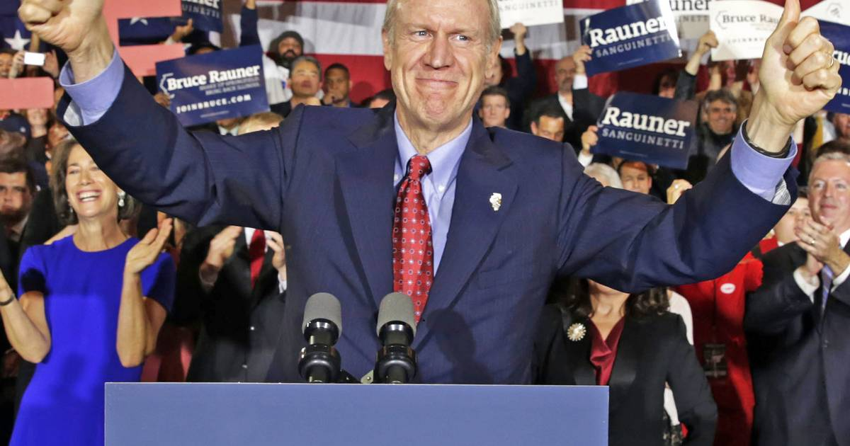 Governor's race, gay marriage top 2014 list of Illinois ...
