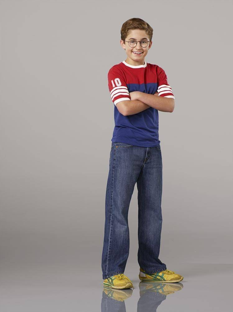 sean giambrone puberty