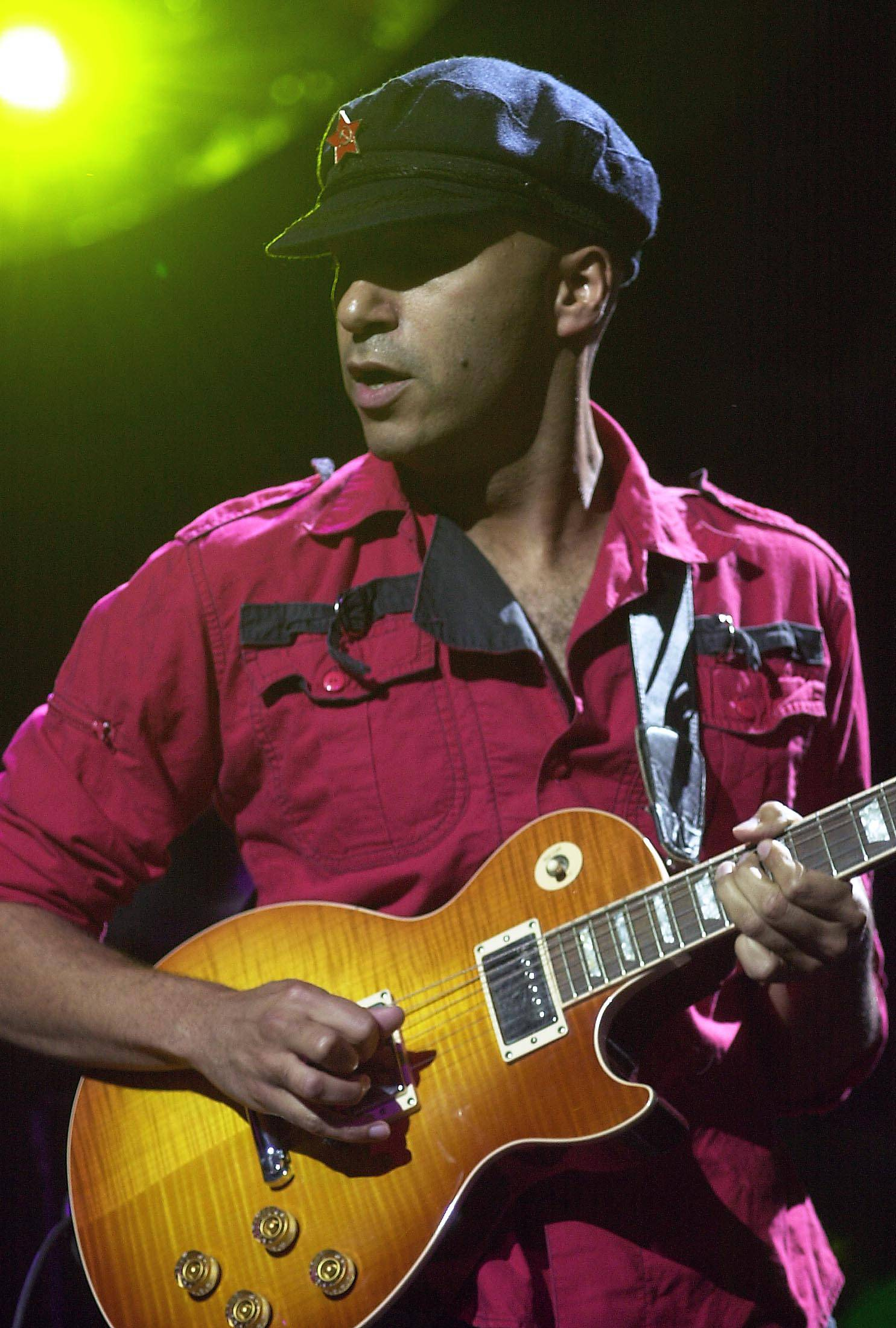 Guitarist Tom Morello, best known for his work with Rage Against the Machine, is from Libertyville.