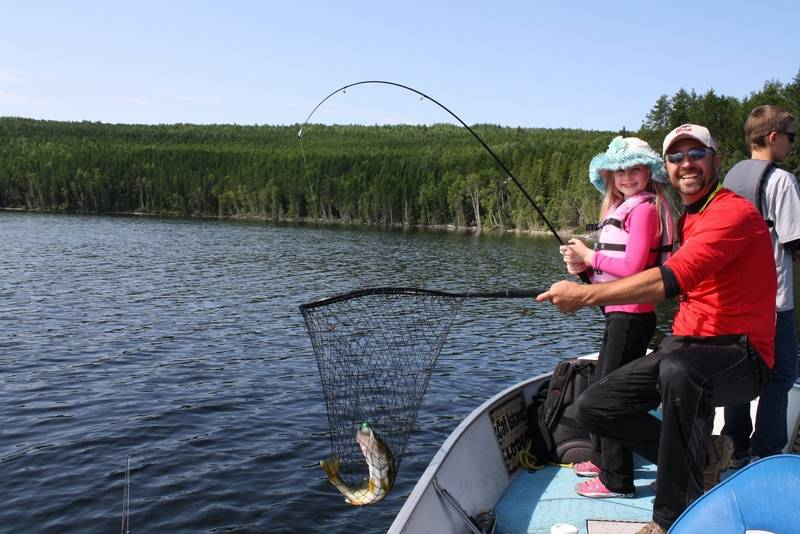 All canada show returns to chicago area for Canadian fishing trips