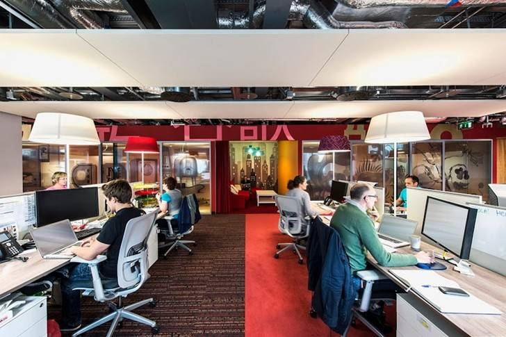 Google got it wrong the open office trend is destroying for Office design trends articles