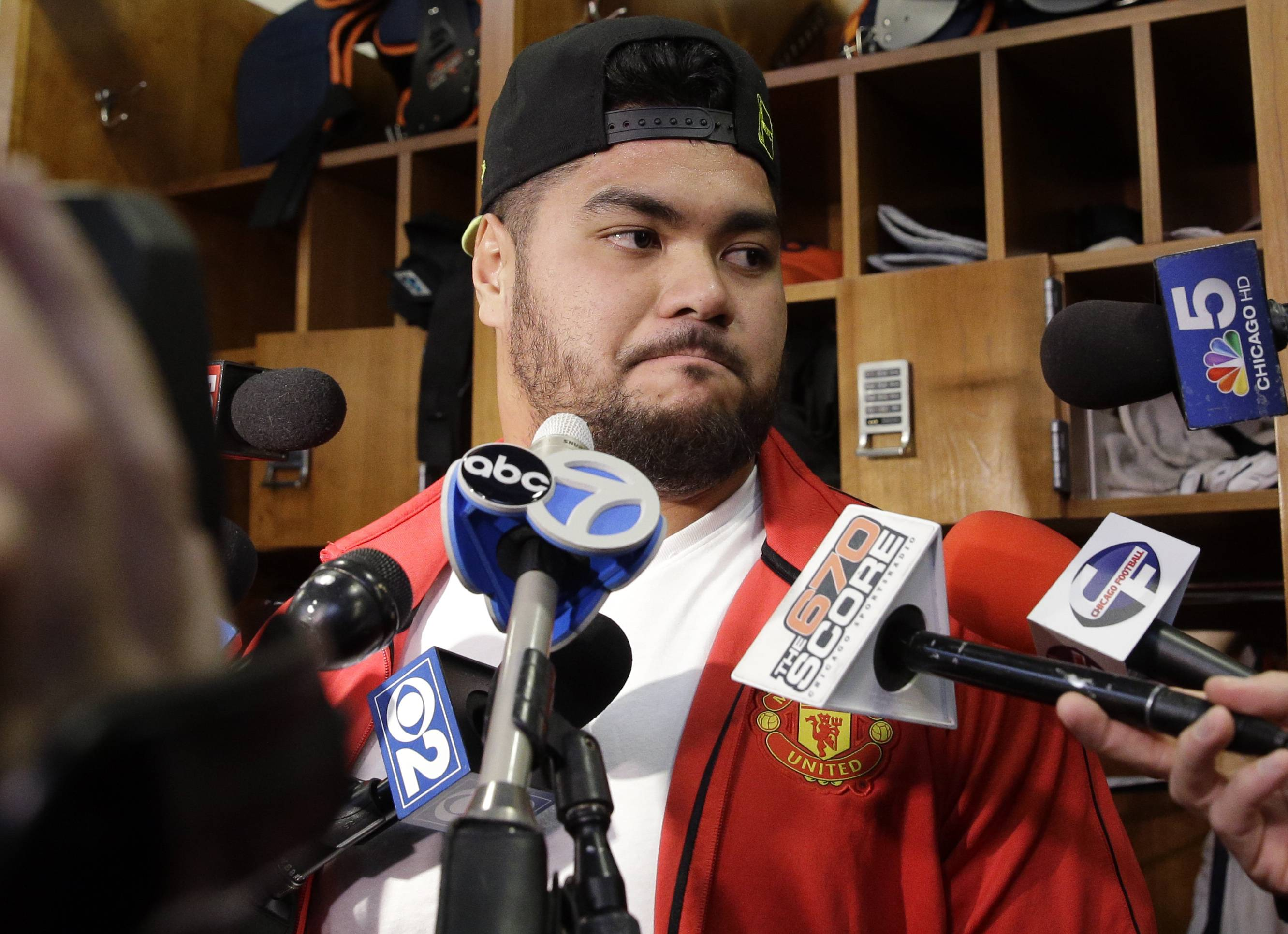 Job One on the Bears' D-line is re-signing tackle Stephen Paea, who is eligible for free agency. Coming off his best of four NFL seasons, Paea was third on the team with 6 sacks, and he is only 26 years old.