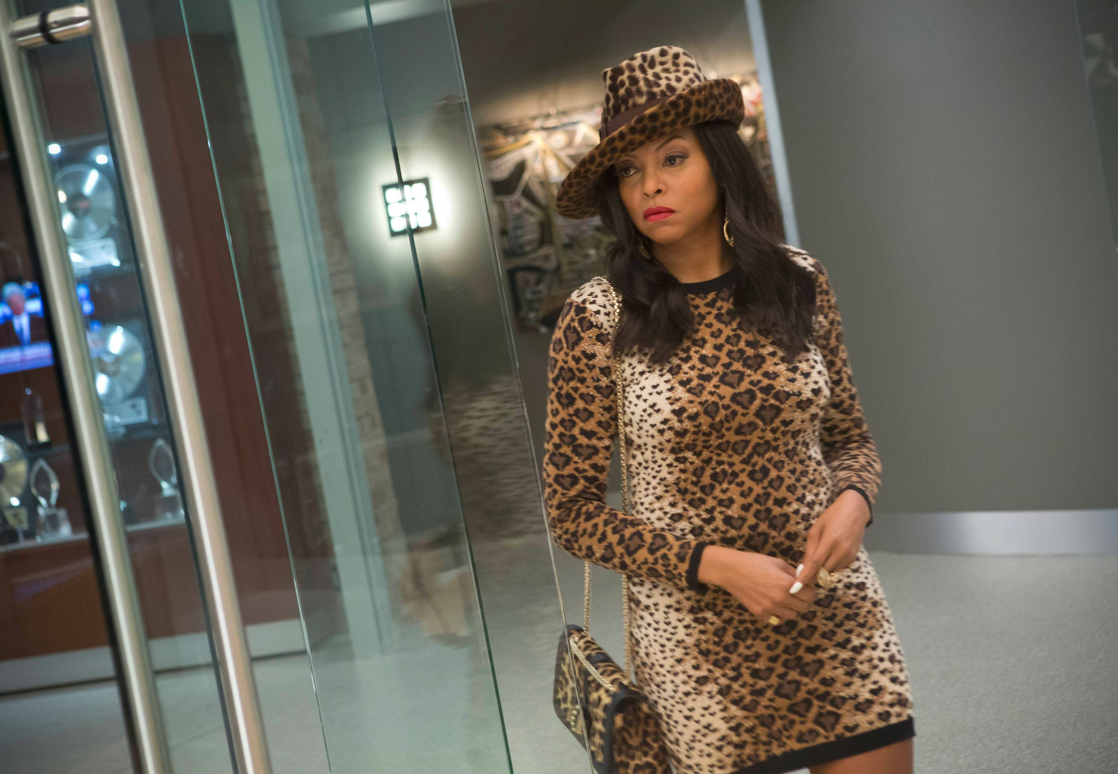"Cookie (Taraji P. Henson) shows up at Empire in the ""Outspoken King"" episode of ""Empire,"" which premieres Wednesday, Jan. 7, on Fox."