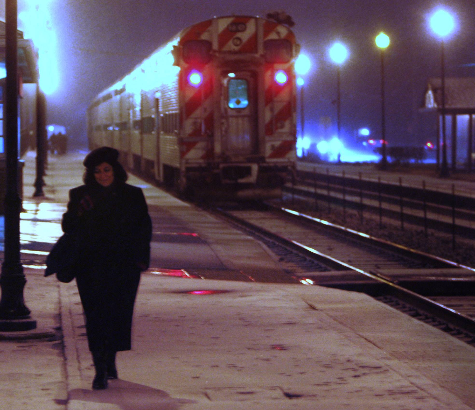 Cold could lead to Metra delays Wednesday