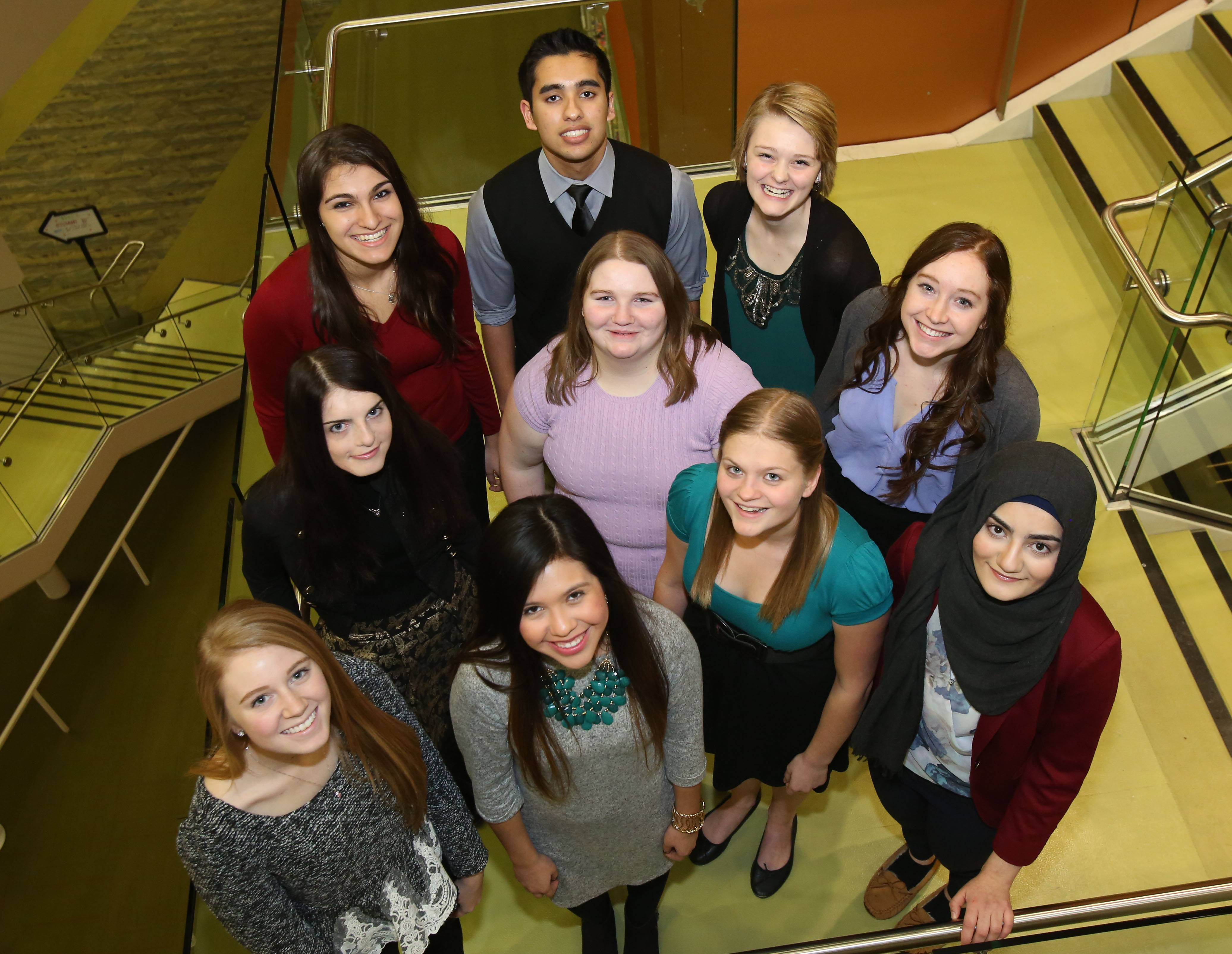 2014-2015 DuPage County Leadership Team