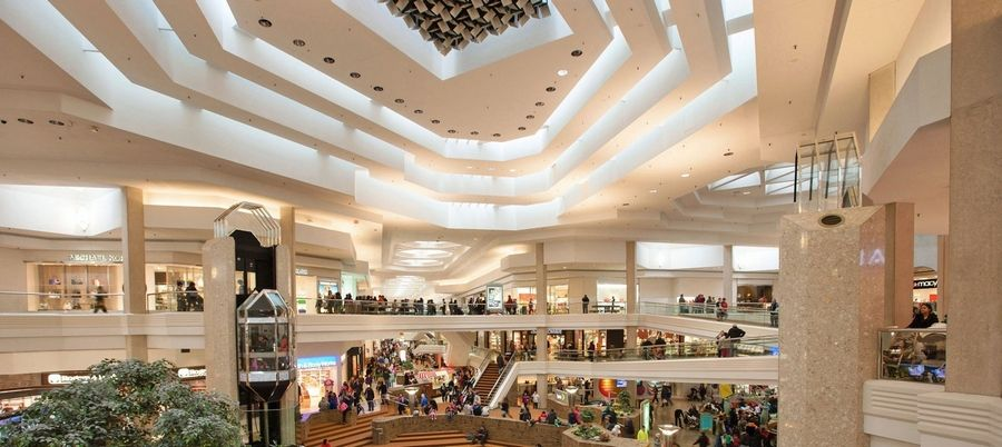 Woodfield Mall has submitted plans to the village of Schaumburg for a major renovation of the 44-year-old landmark shopping center this year.