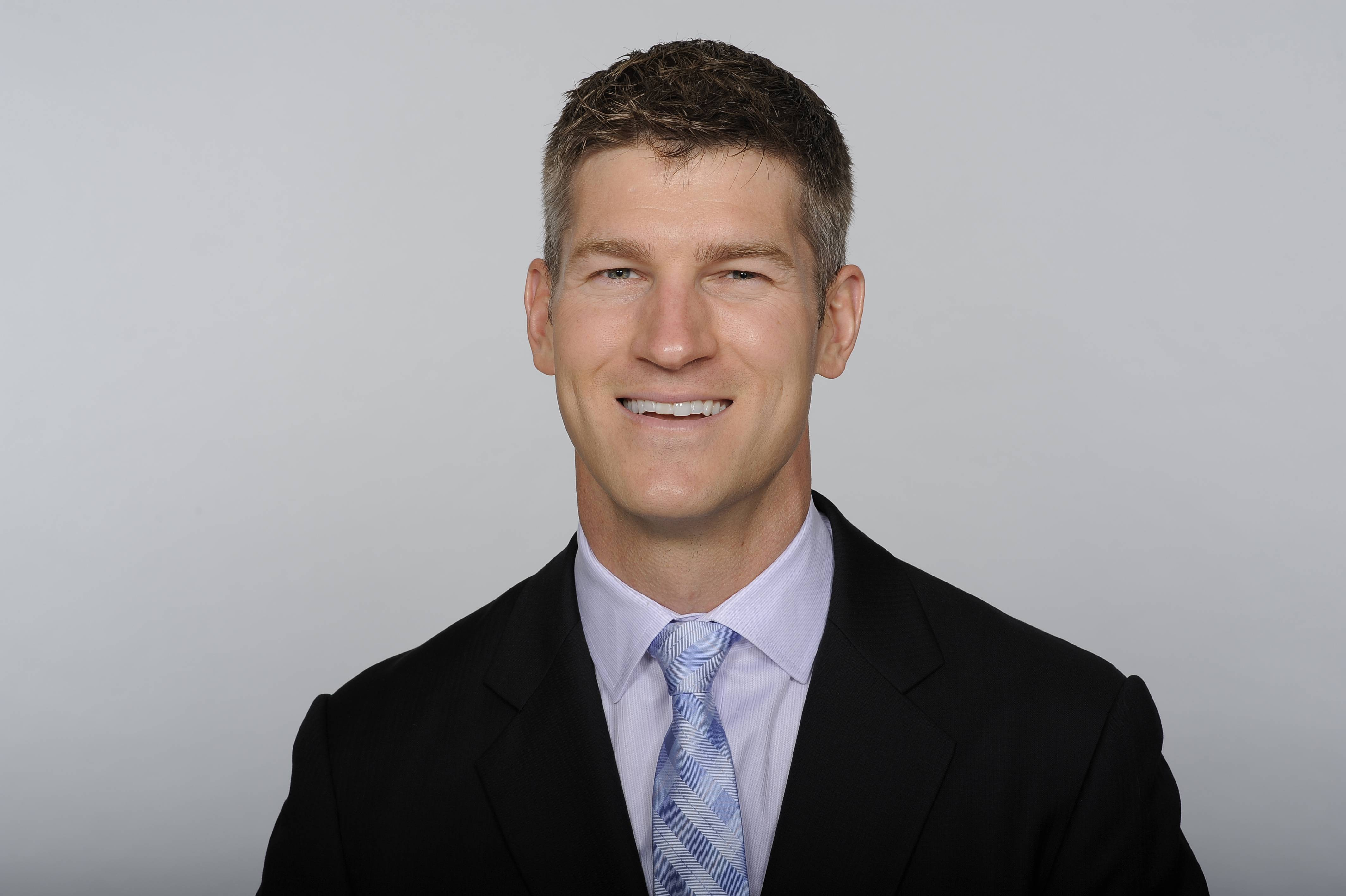 Ryan Pace, an executive with the New Orleans Saints, is the new general manager of the Chicago Bears.