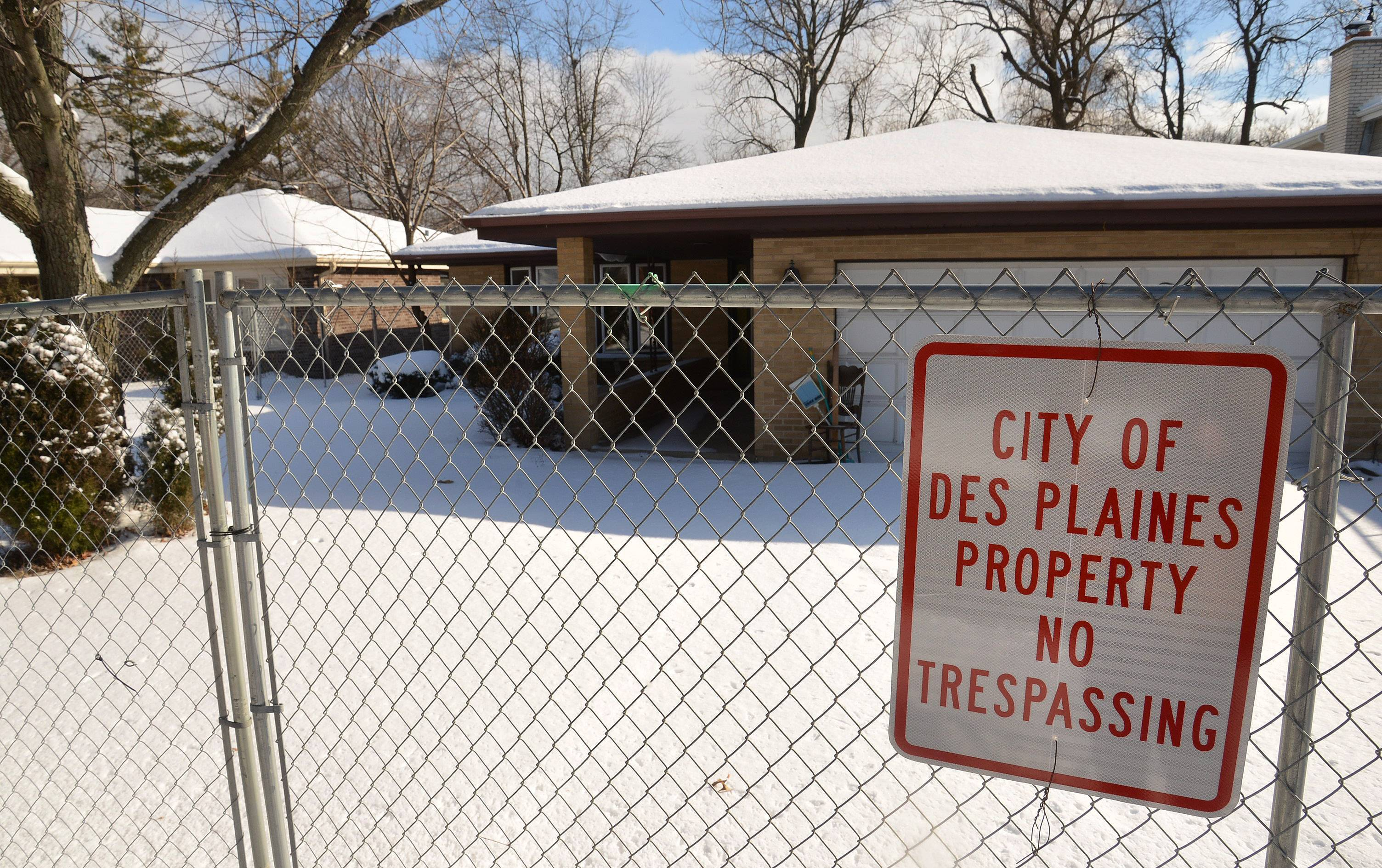 Flood-prone Des Plaines homes set to be torn down in coming weeks