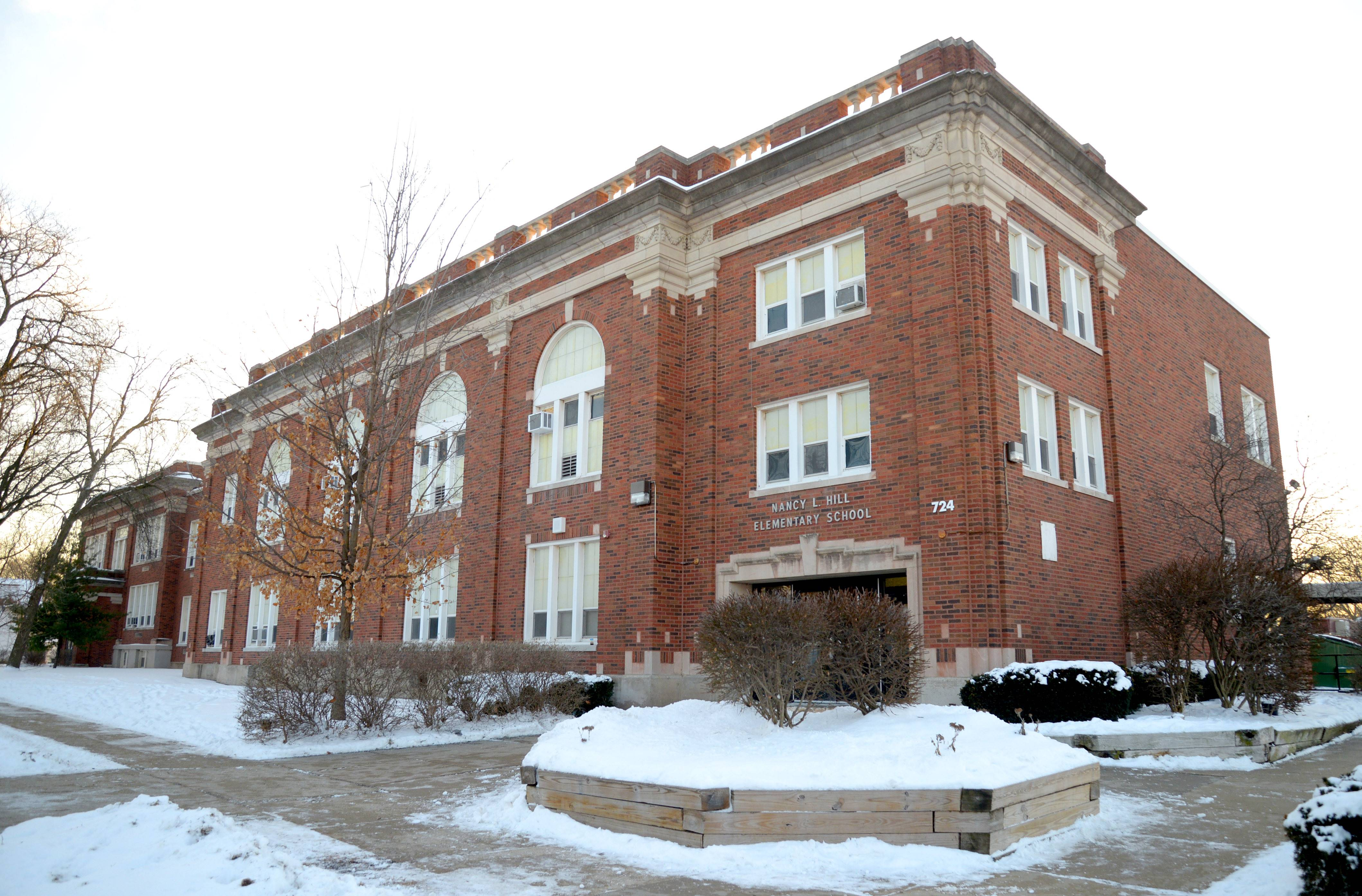 West Aurora District 129 voters will be asked in April to approve borrowing $84 million to build a replacement for Hill Elementary School at 724 Pennsylvania Ave., Aurora, and do other work at other schools.