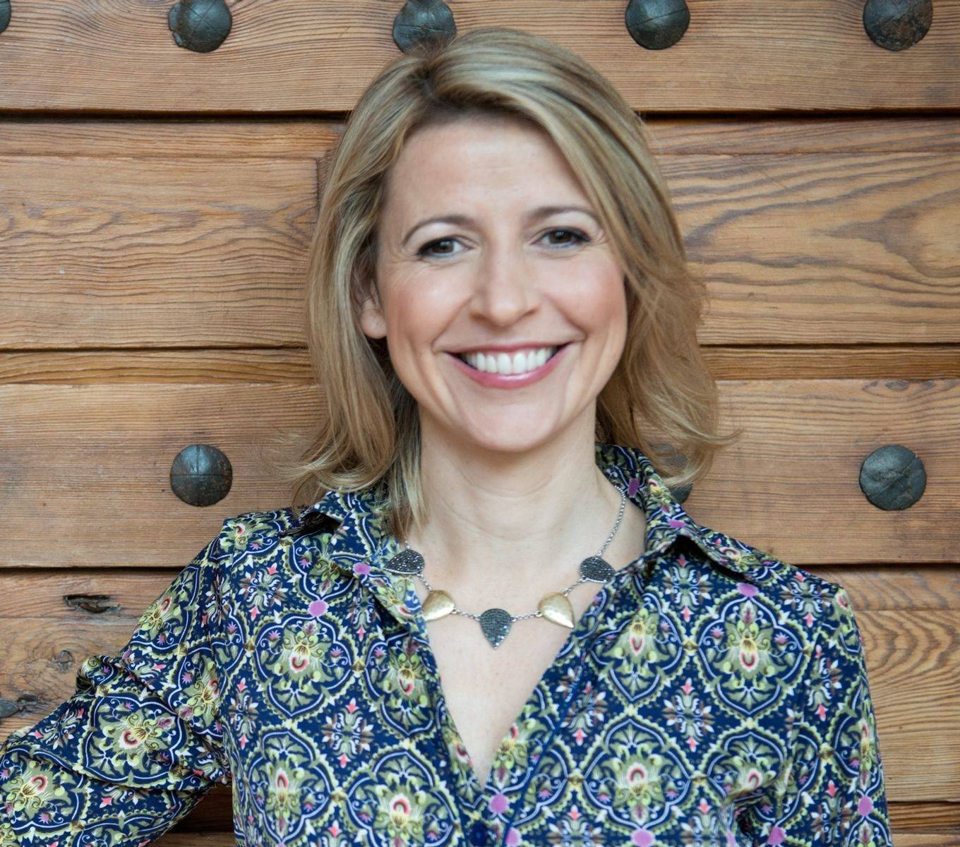 Samantha Brown of the Travel Channel.