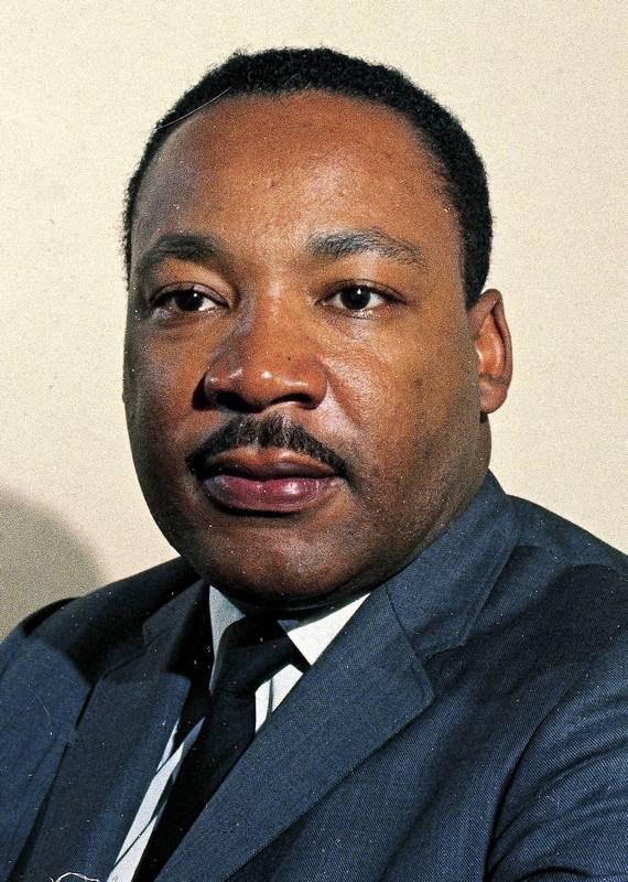Dr. martin luther king jr?