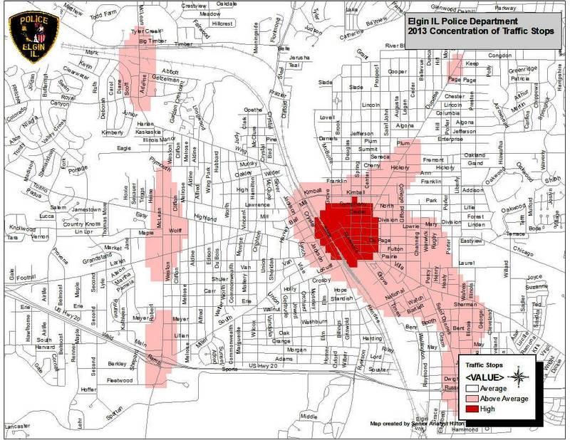 Illinois Traffic Stop Study - Illinois Department of ...