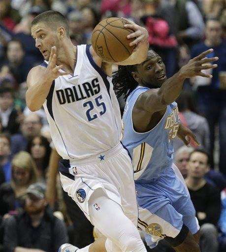 Denver Nuggets X Dallas Mavericks: Nowitzki, Mavs Split Home-and-home With Nuggets, 97-89