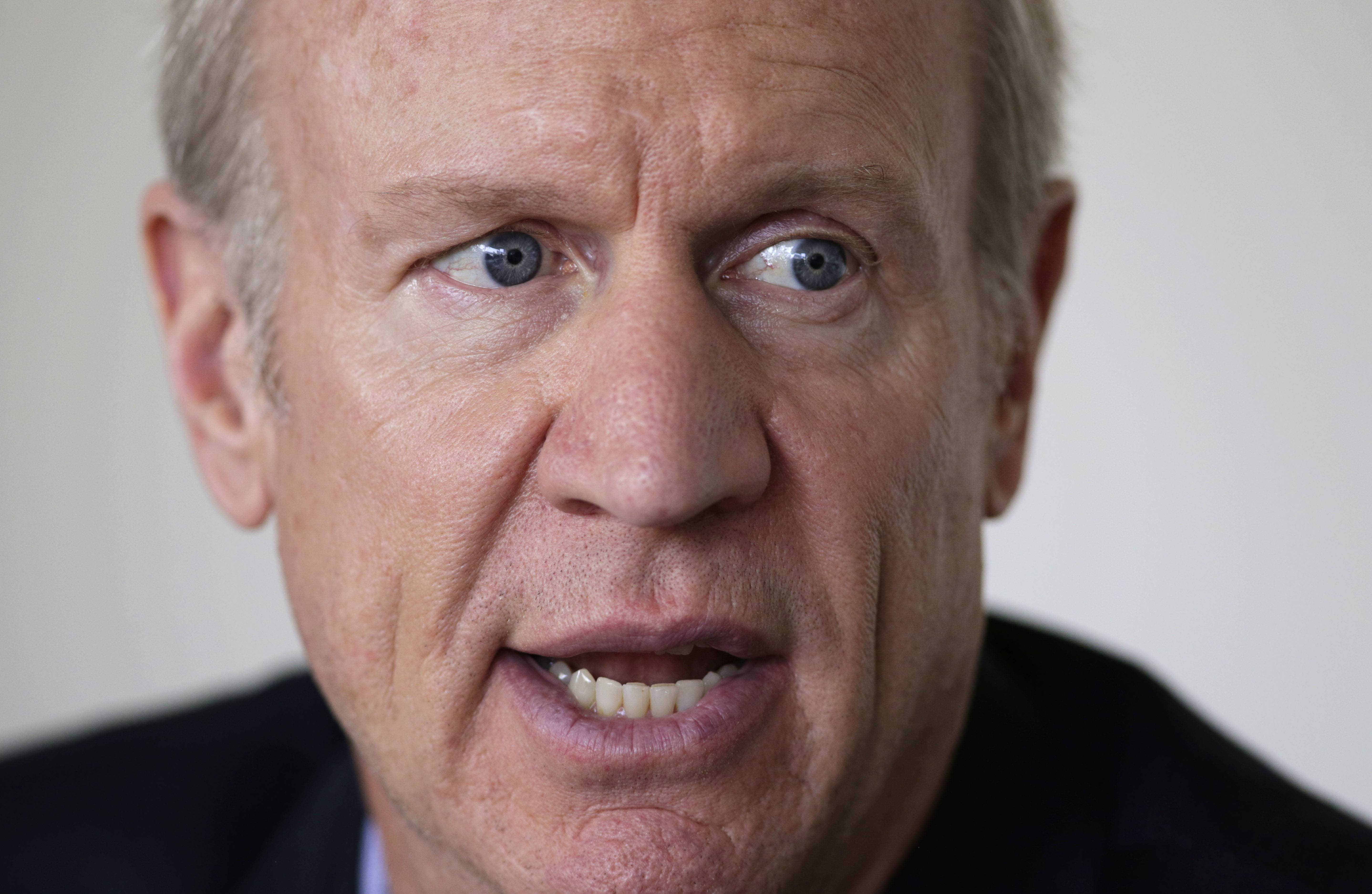 What Bruce Rauner can do without the Legislature