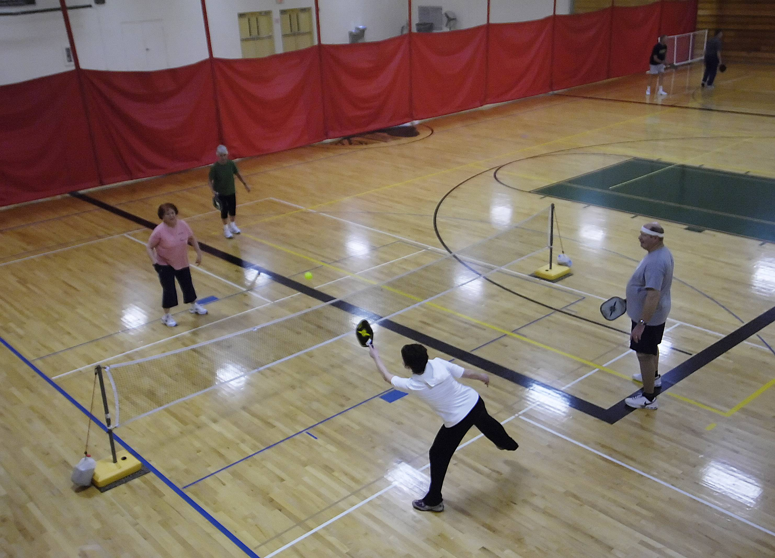 Growing interest in pickleball sparks call for advisory committee in Fremont Township