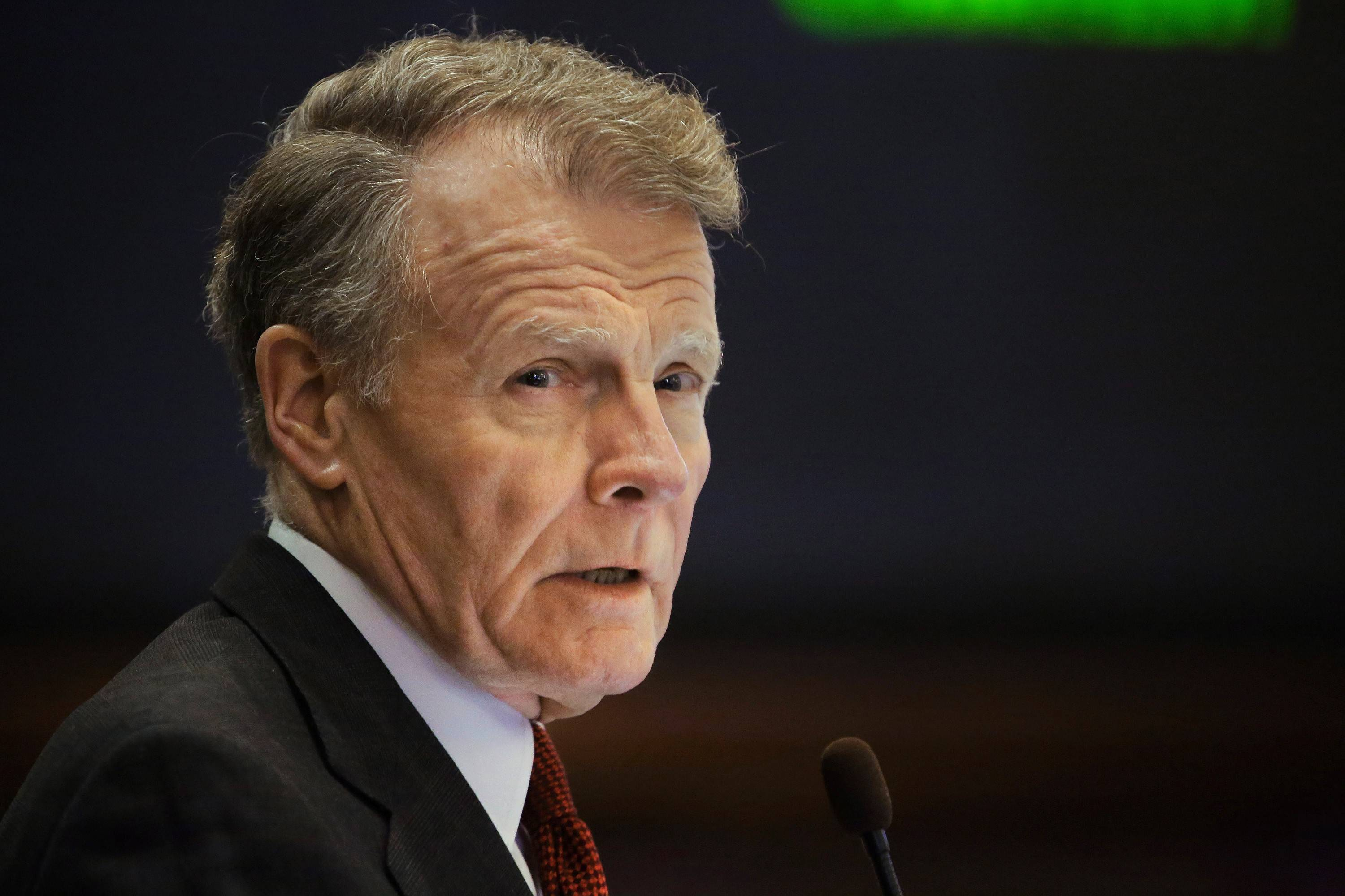 Powerful Democratic House Speaker Michael Madigan is a strong advocate for the power of lawmakers in government, and he has the final say on what legislation is called for a vote in his chamber. To get his agenda moving, Gov. Bruce Rauner will have to work with Madigan.