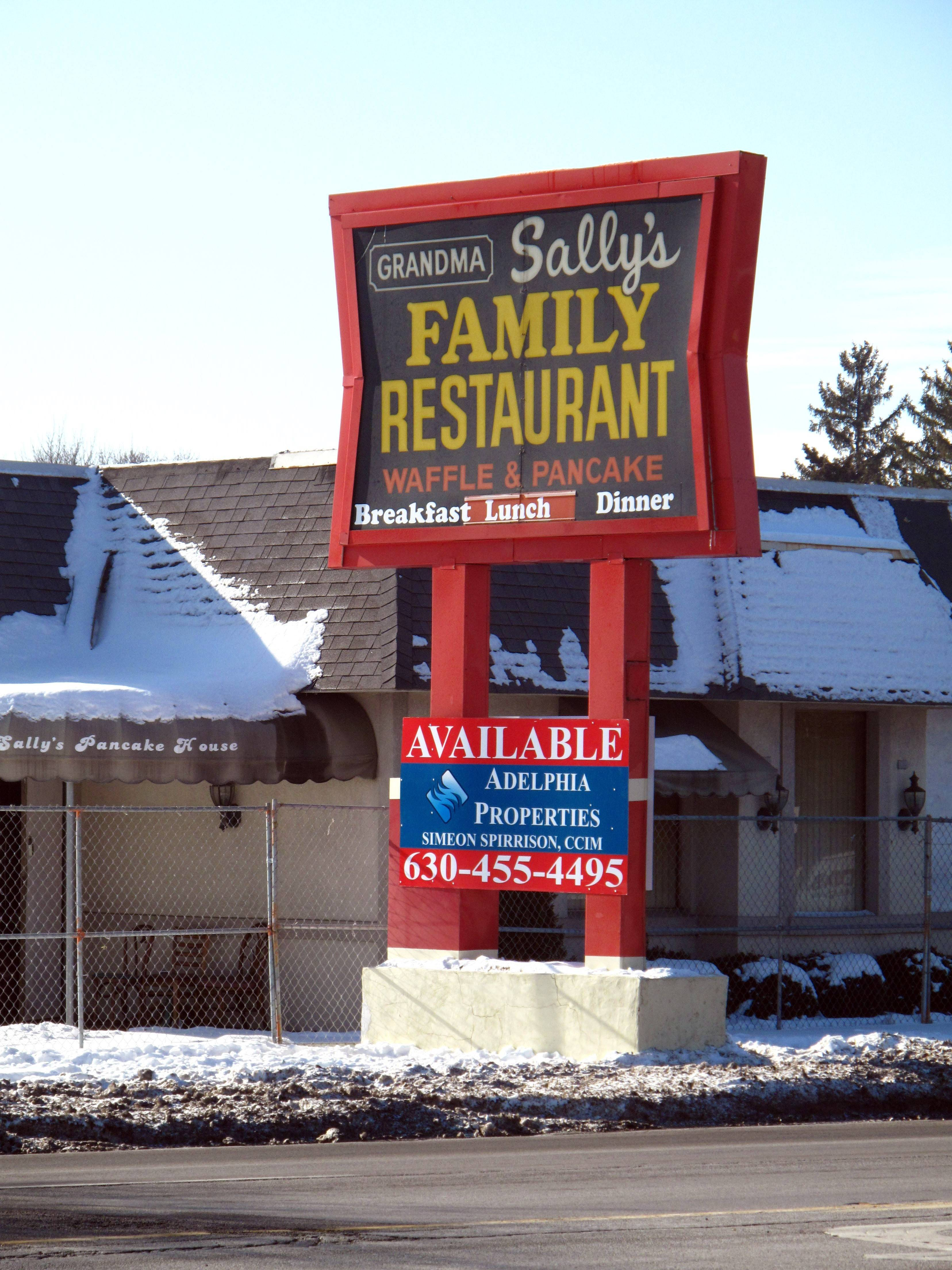 Grandma Sally's in Naperville up for sale 6 months after fire