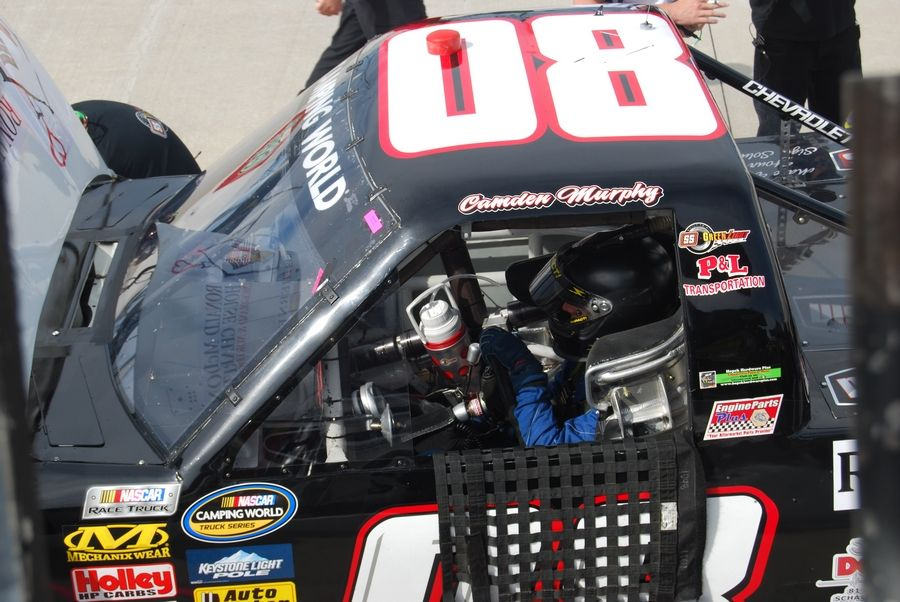 Itasca teen sets sights on becoming top-tier NASCAR driver