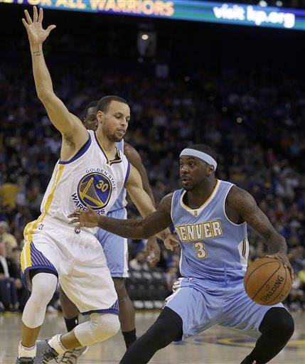 Nuggets Warriors Game: Warriors Whip Nuggets 122-79 For Season's Most Lopsided Win