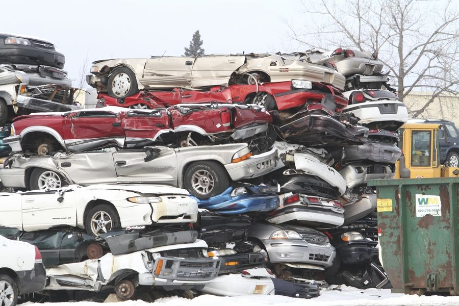 Victory Auto Wreckers will be able to expand its inventory from 350 cars to as many as 900 cars, thanks to a makeover of the Bensenville business.